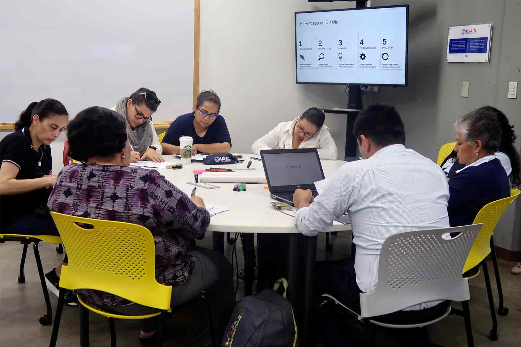¿Qué es el Design Thinking?  Potencia-T Docentes lo descubren