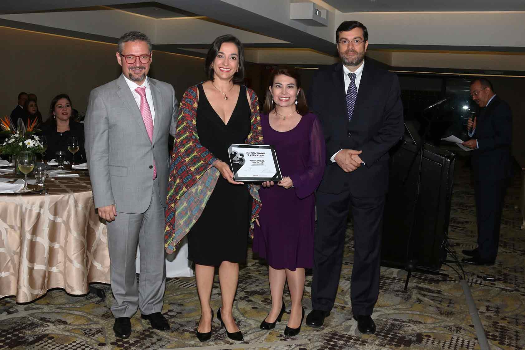 Premio al liderazgo en sostenibilidad digital