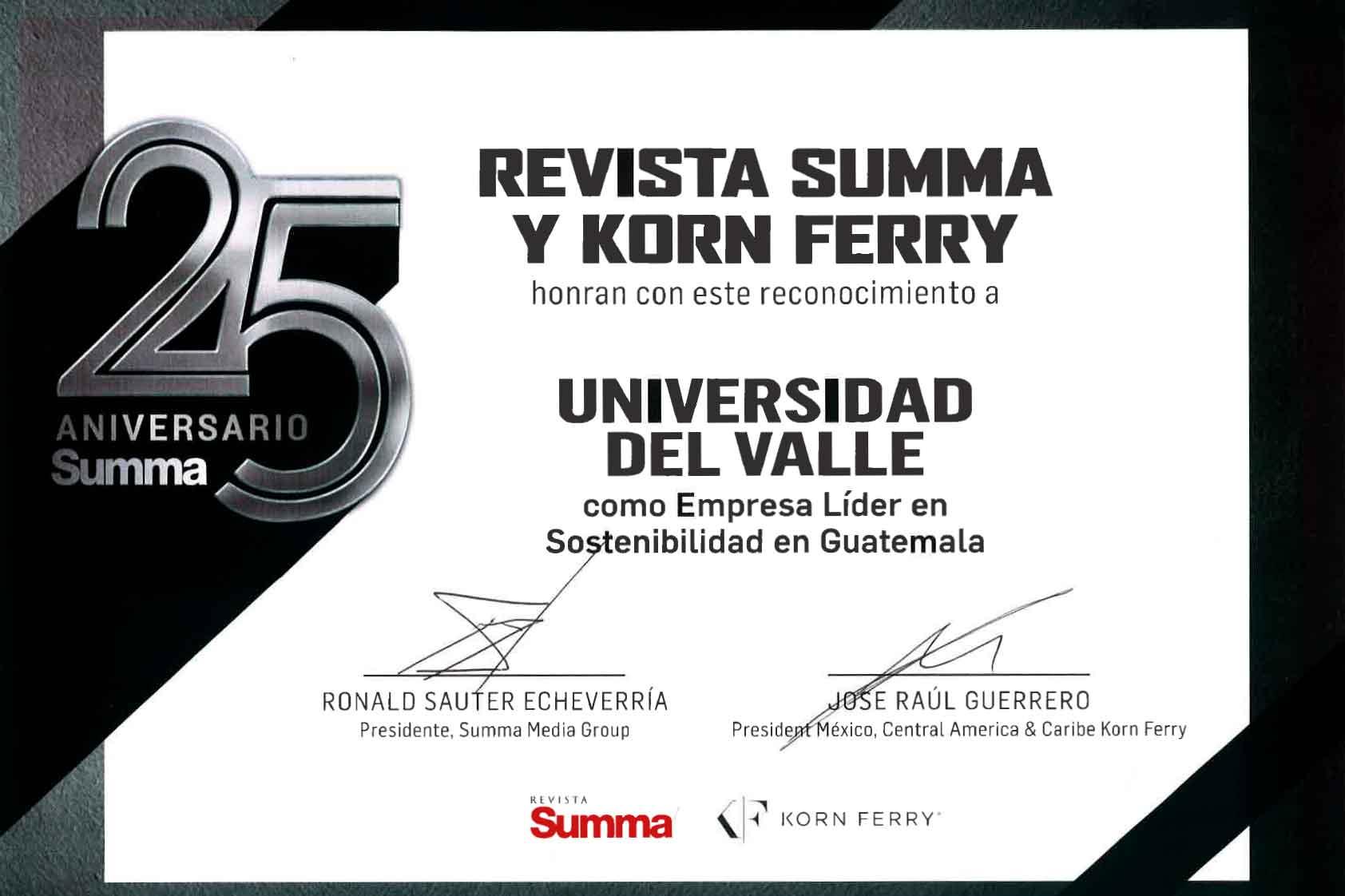 Revista SUMA