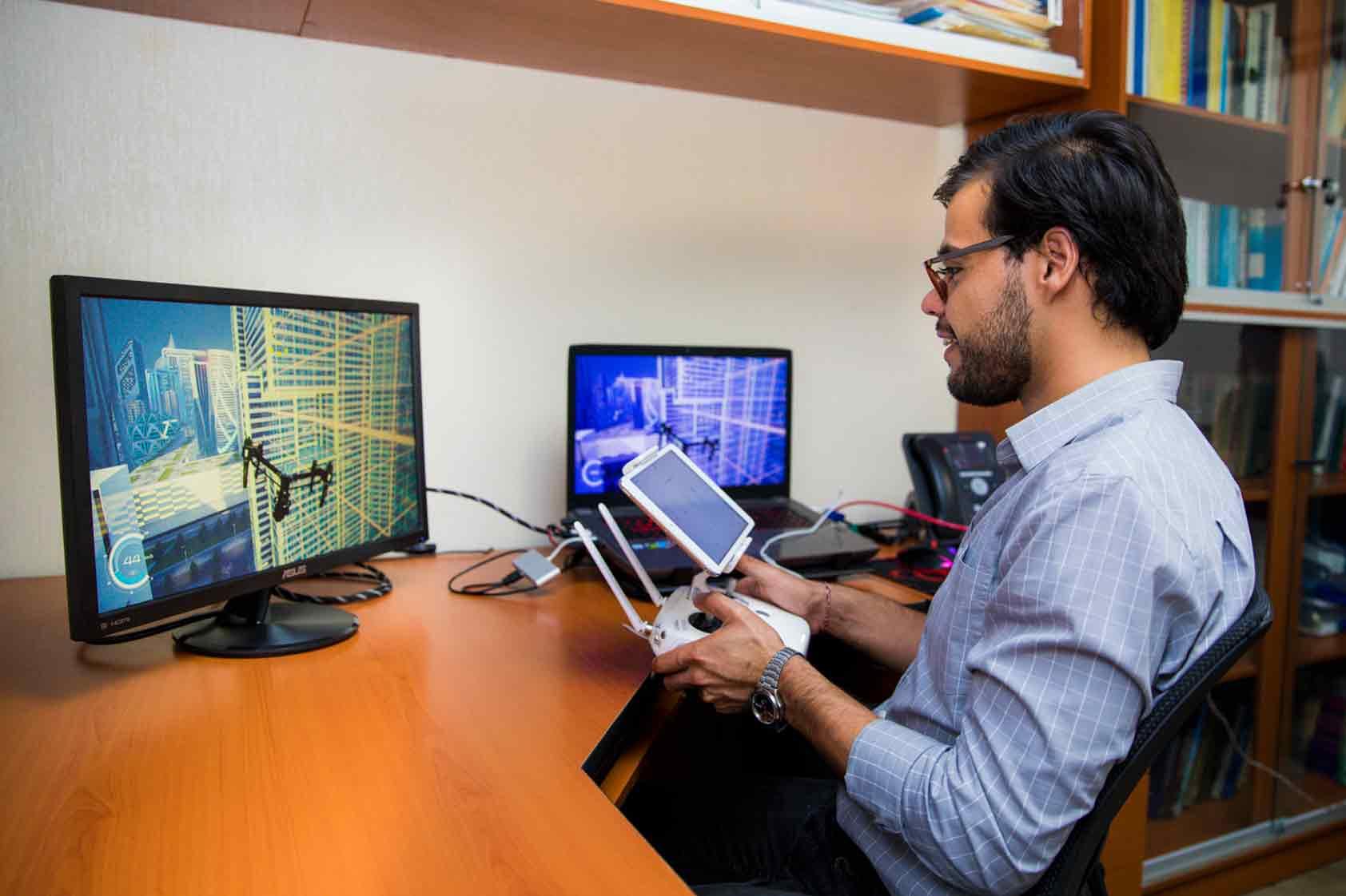 Aplicaciones y ventajas de los drones en la ingeniería civil