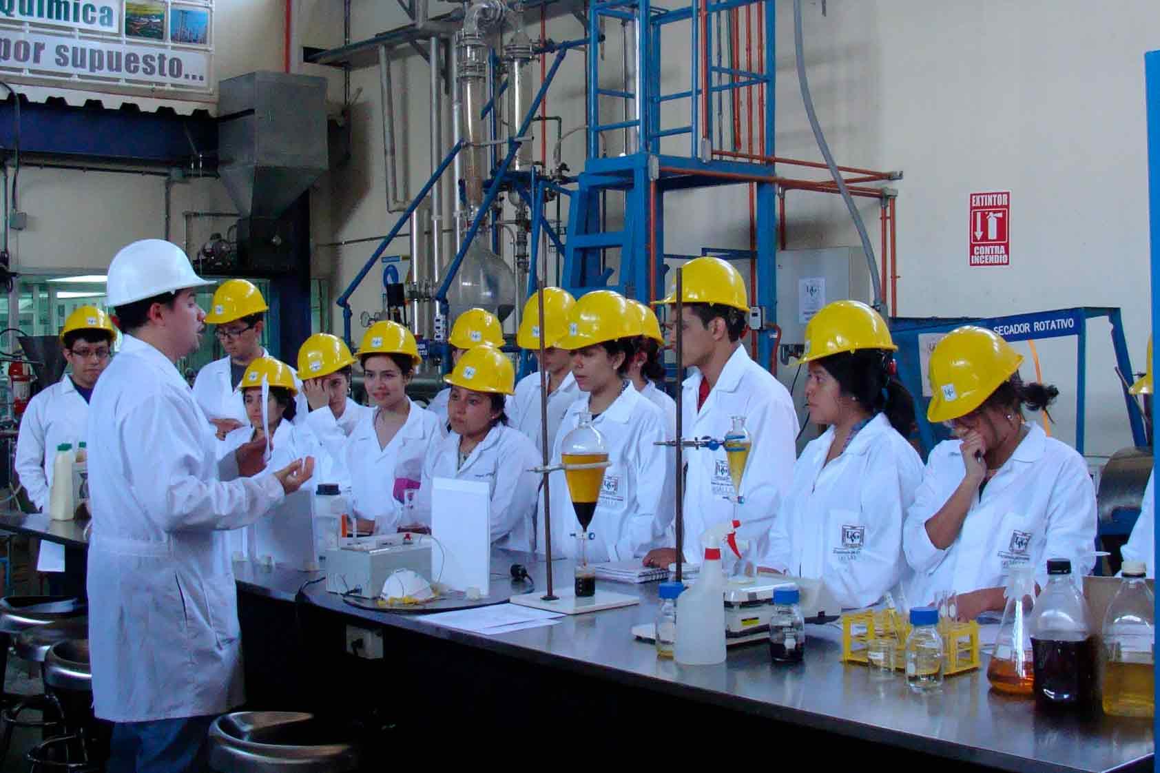 La ingeniería química en el Centro de Innovación y Tecnología CIT