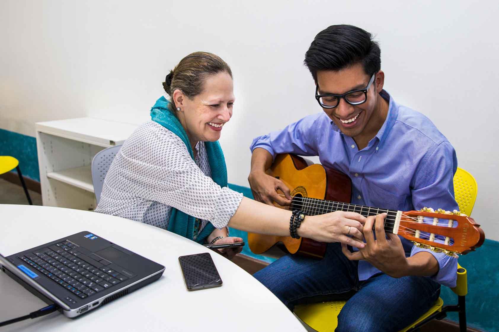 Estas son las tendencias en metodología y tecnología de Educación Musical