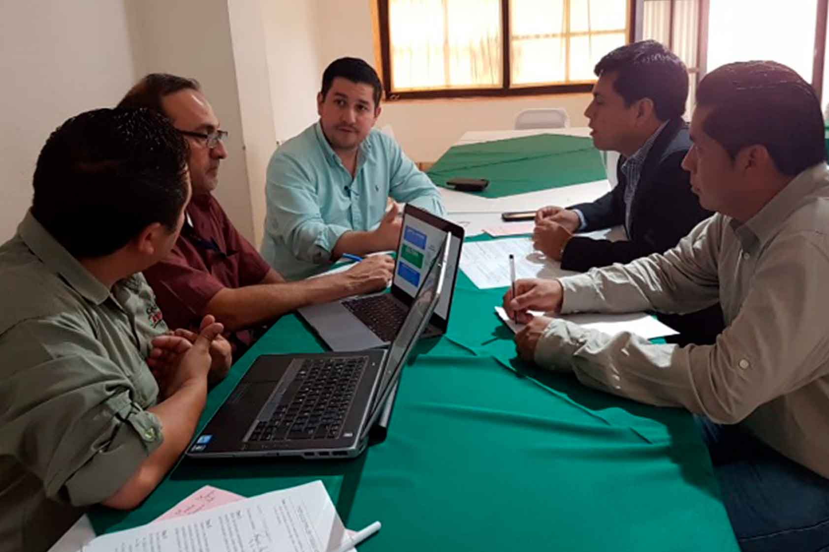 Primer taller nacional de intercambio y capacitación sobre innovación agrícola y rural