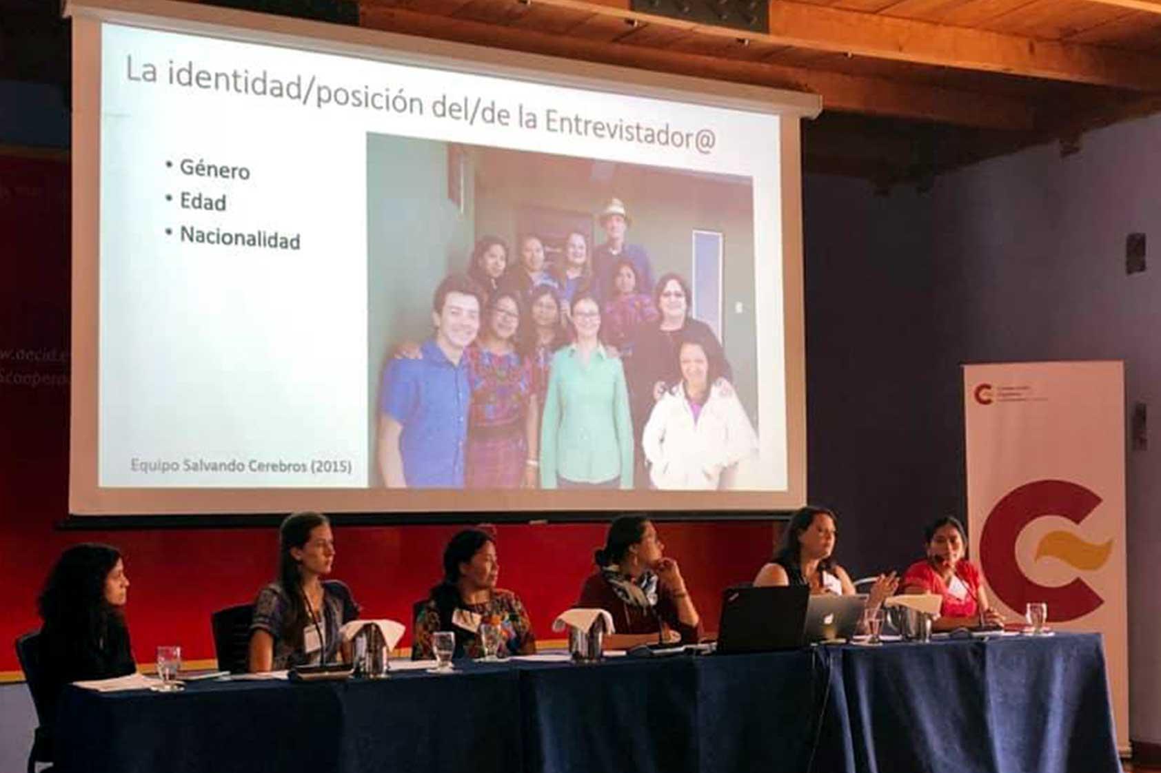 UVG presente en conferencia de investigaciones sobre Guatemala