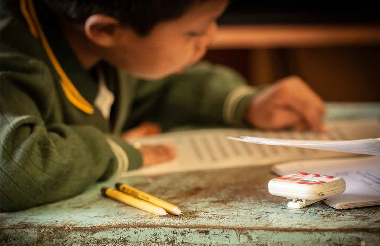 Spark: una nueva estrategia para mejorar la lectura