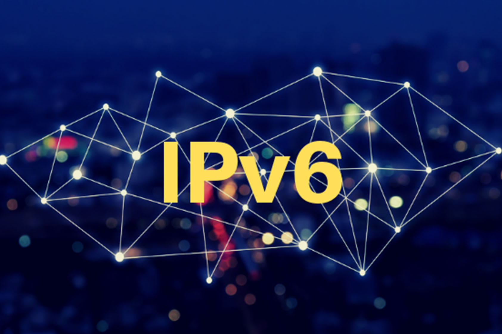 IPv6 adoption in the world