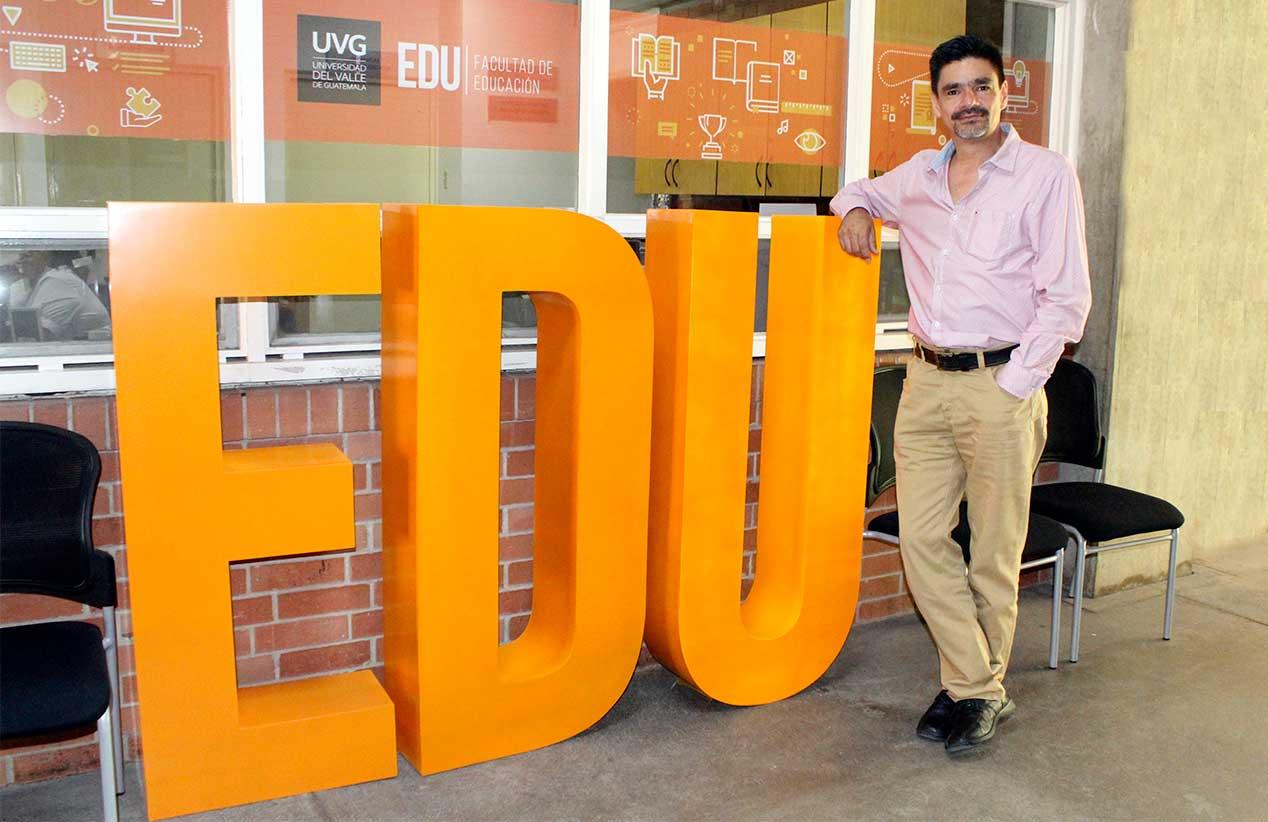 """""""Que la búsqueda de la innovación se convierta en una cultura escolar"""""""