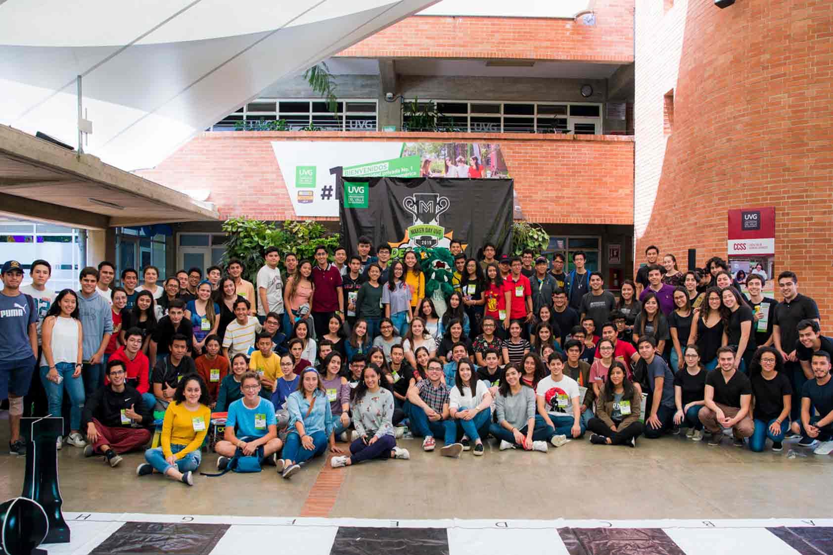 ¡Maker day UVG 2019!