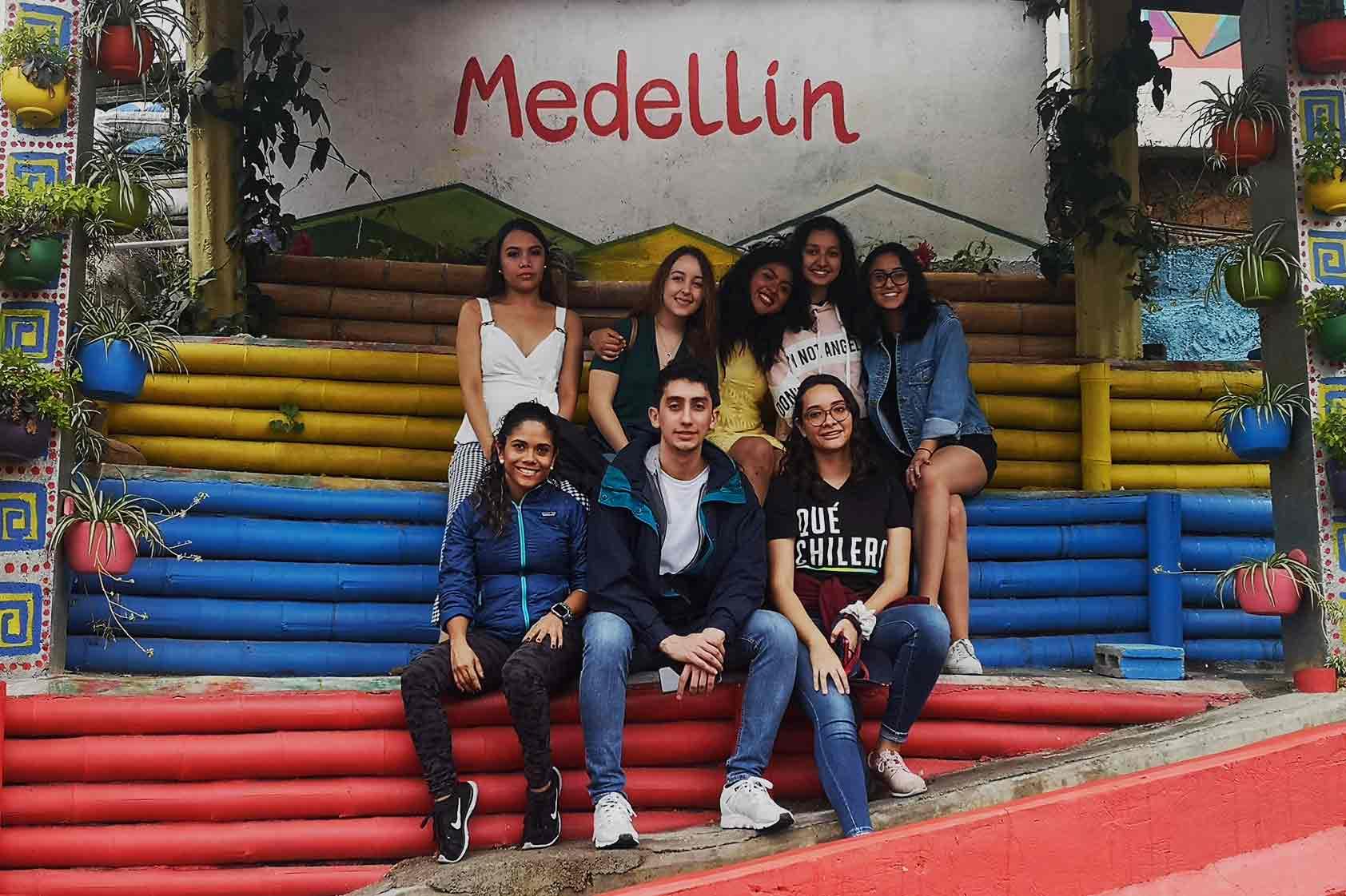 ¡Un viaje lleno de innovación en Colombia!