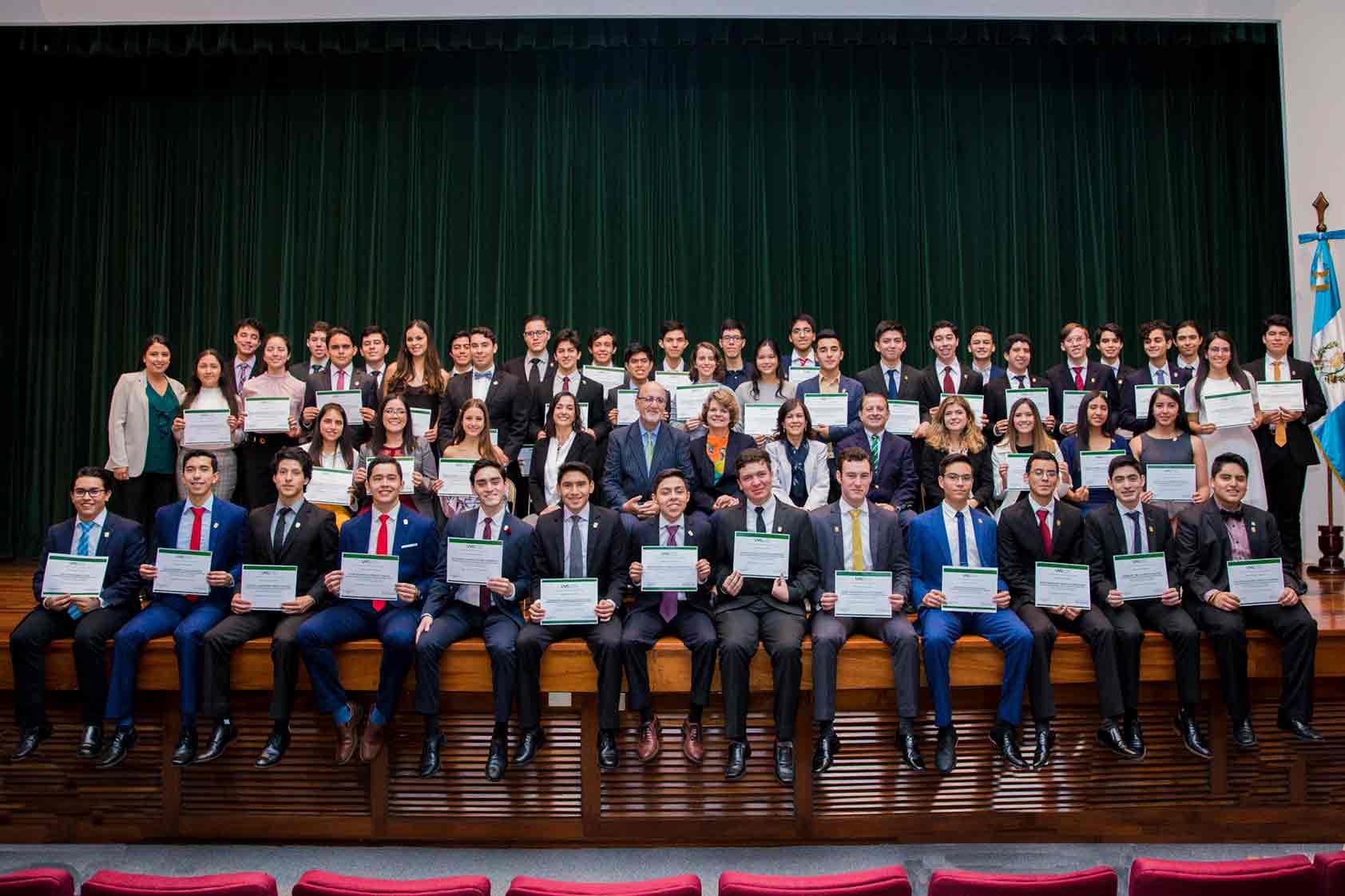 Quinta edición de Becas Potencia-T: más talento y excelencia académica en UVG