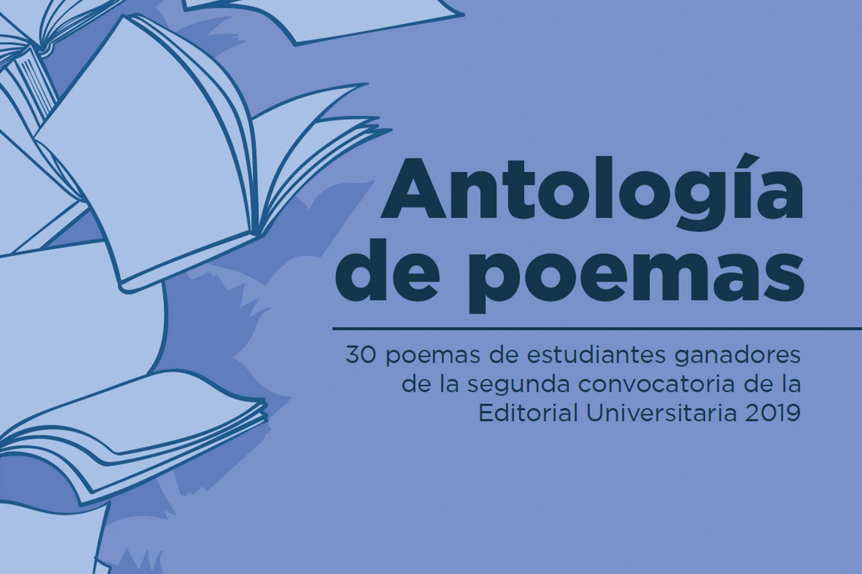 Antología de poemas, una colección inspirada en la vida