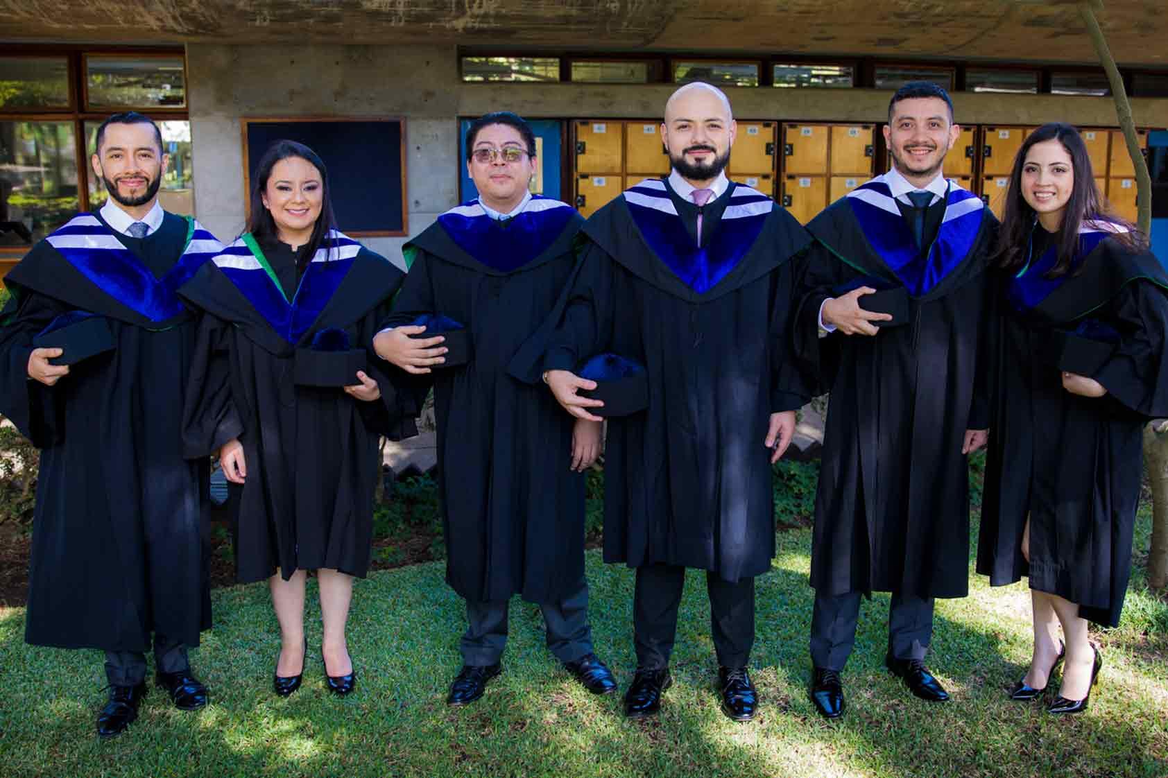 La graduación de UVG con más egresados en posgrados