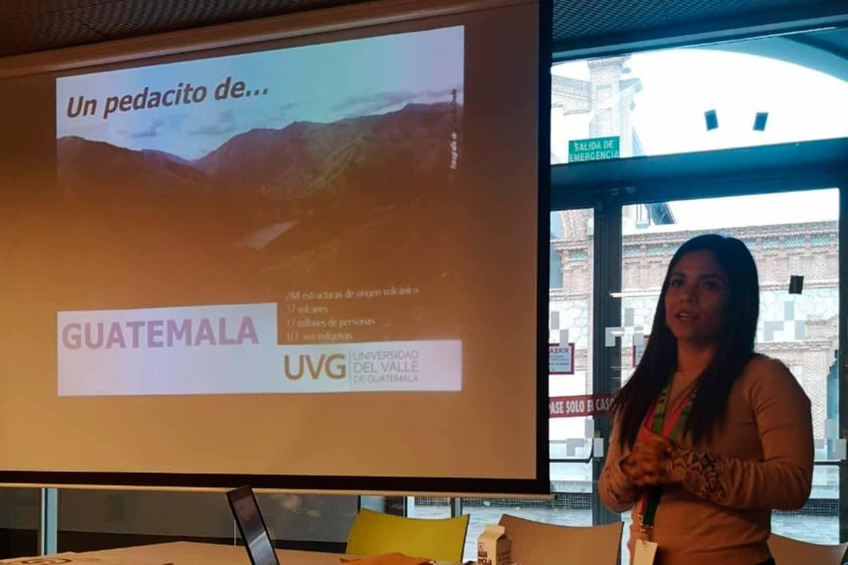 ¡UVG participa en la Bienal Iberoamericana del Diseño!