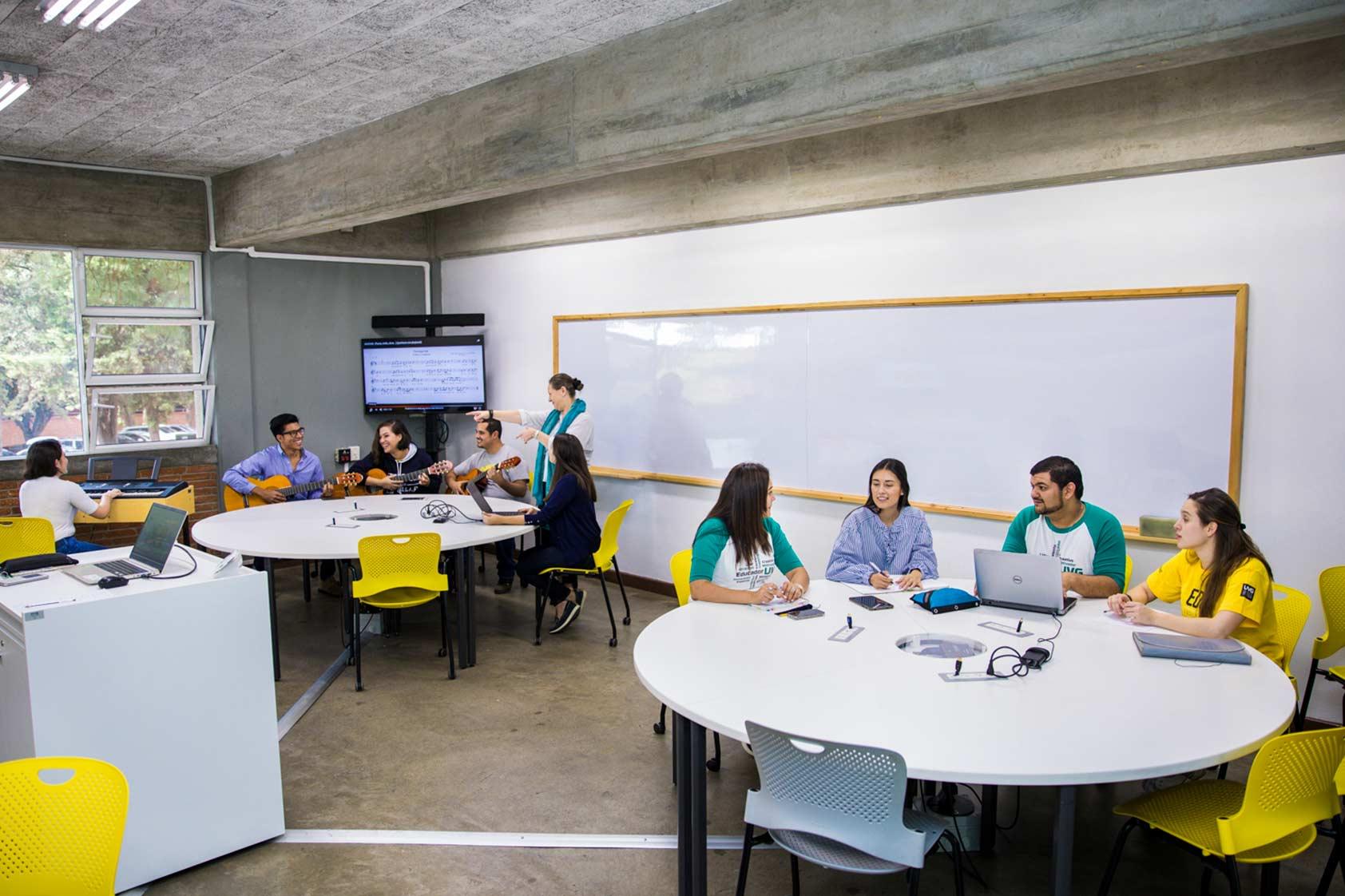 CIT, el espacio que potencializará el aprendizaje activo