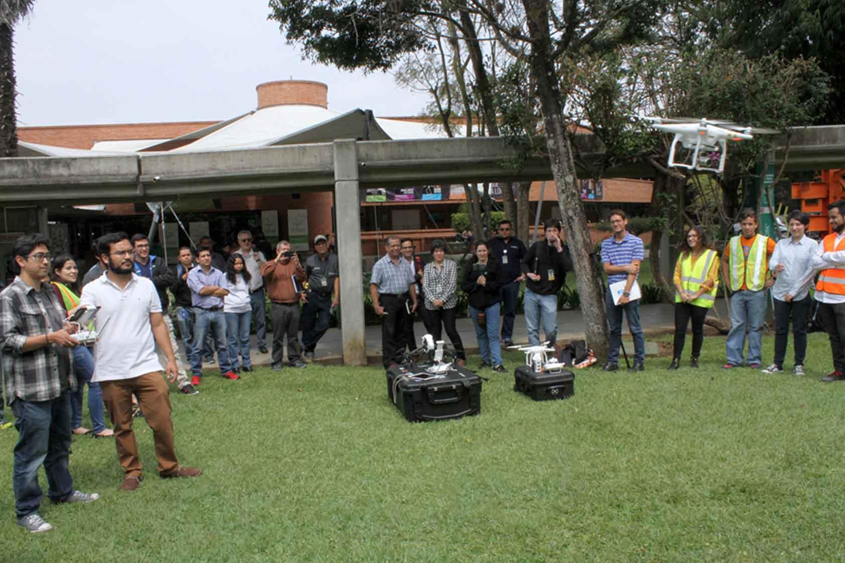 ¿Cómo optimizar el uso de drones en las municipalidades de Guatemala?