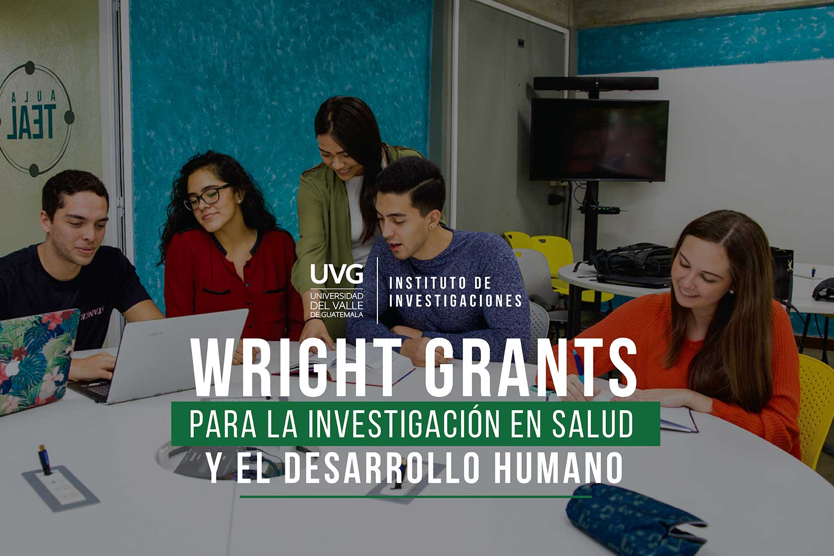 Wright Grants: una prestigiosa oportunidad de investigar