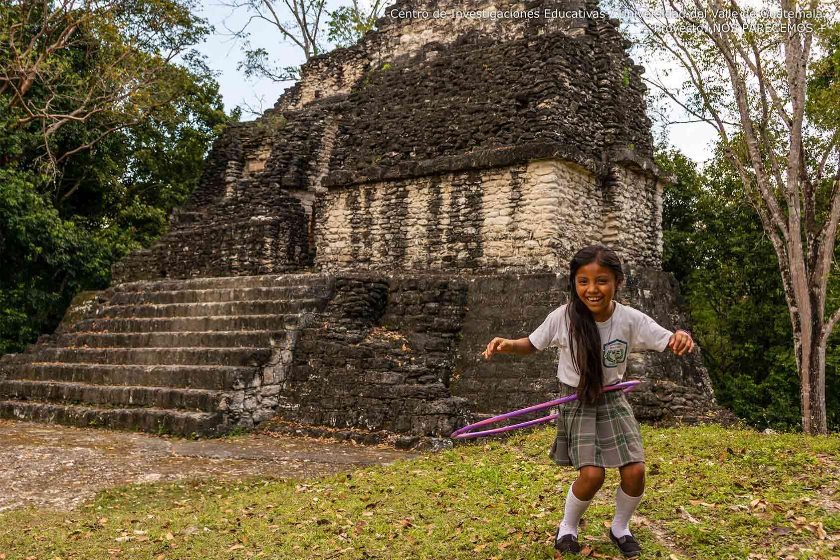 Uaxactún: conciencia ambiental captada de una forma diferente