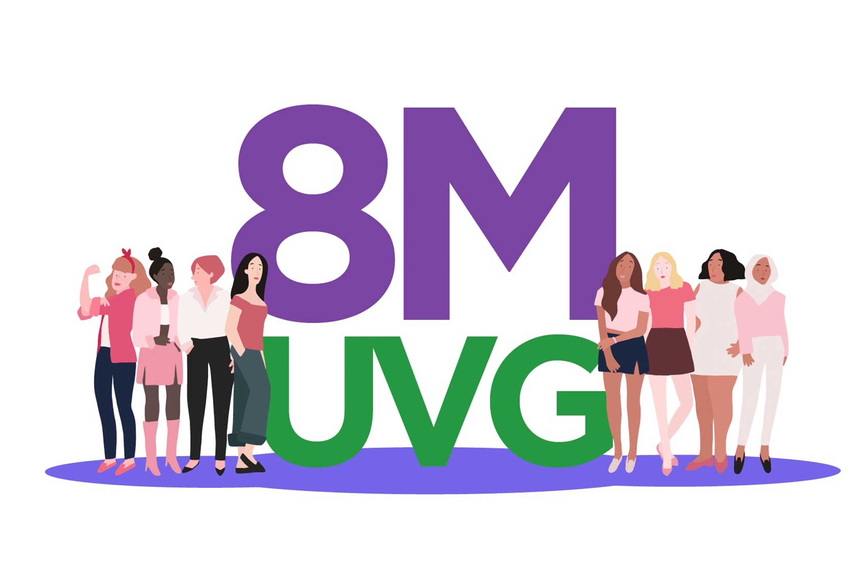 ¡Juntos para formar parte de la Generación igualdad! – Día de la mujer