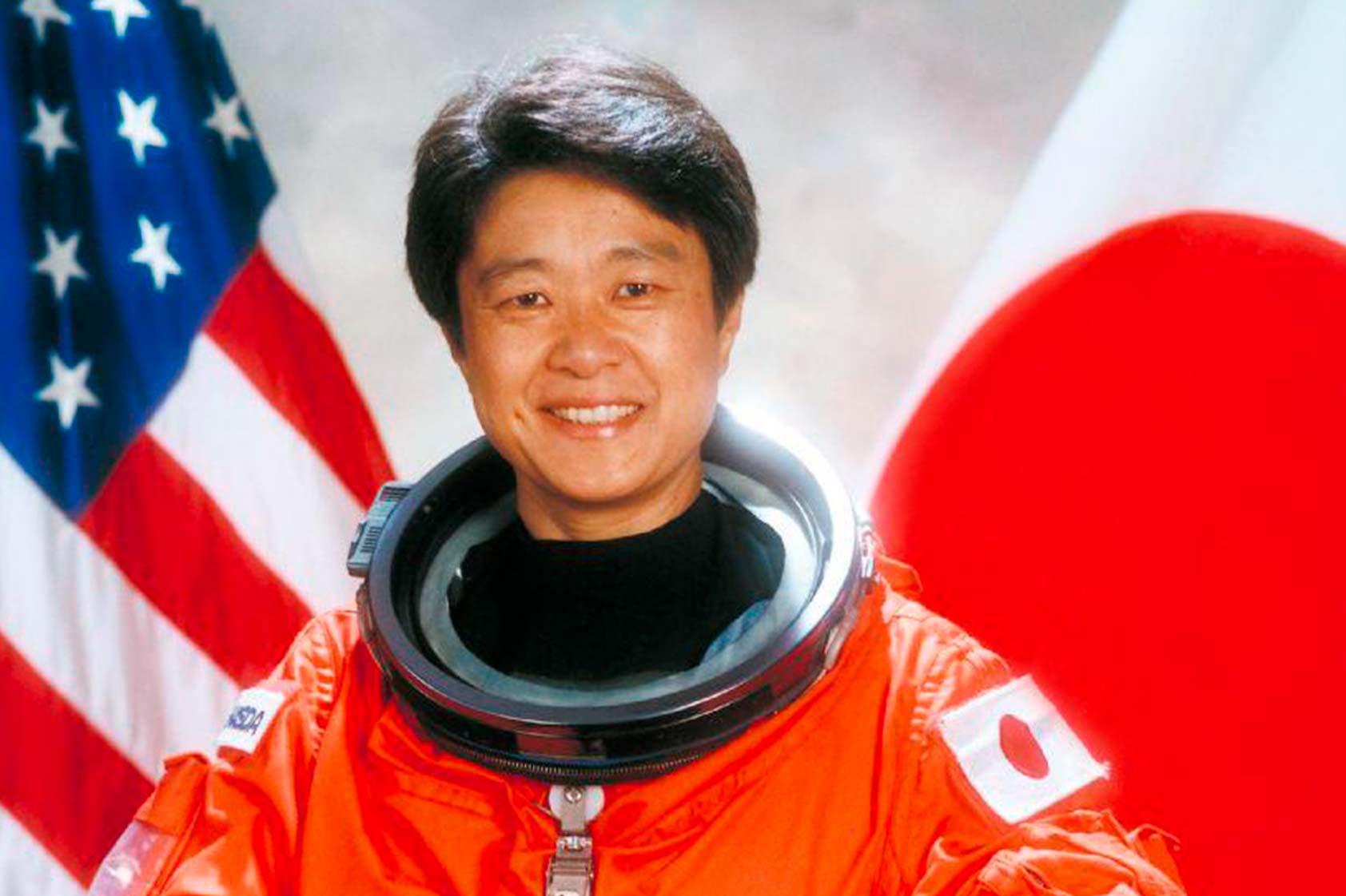 Chiaki Mukai, la cirujana japonesa que llegó al espacio y nos inspiró a seguir adelante