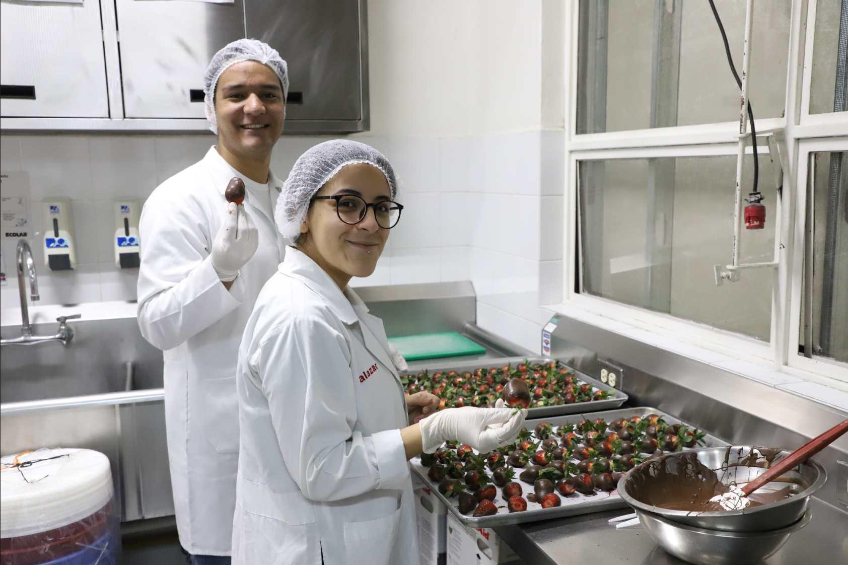 """""""Somos personas que innovan"""", los estudiantes de Food Business & Marketing"""