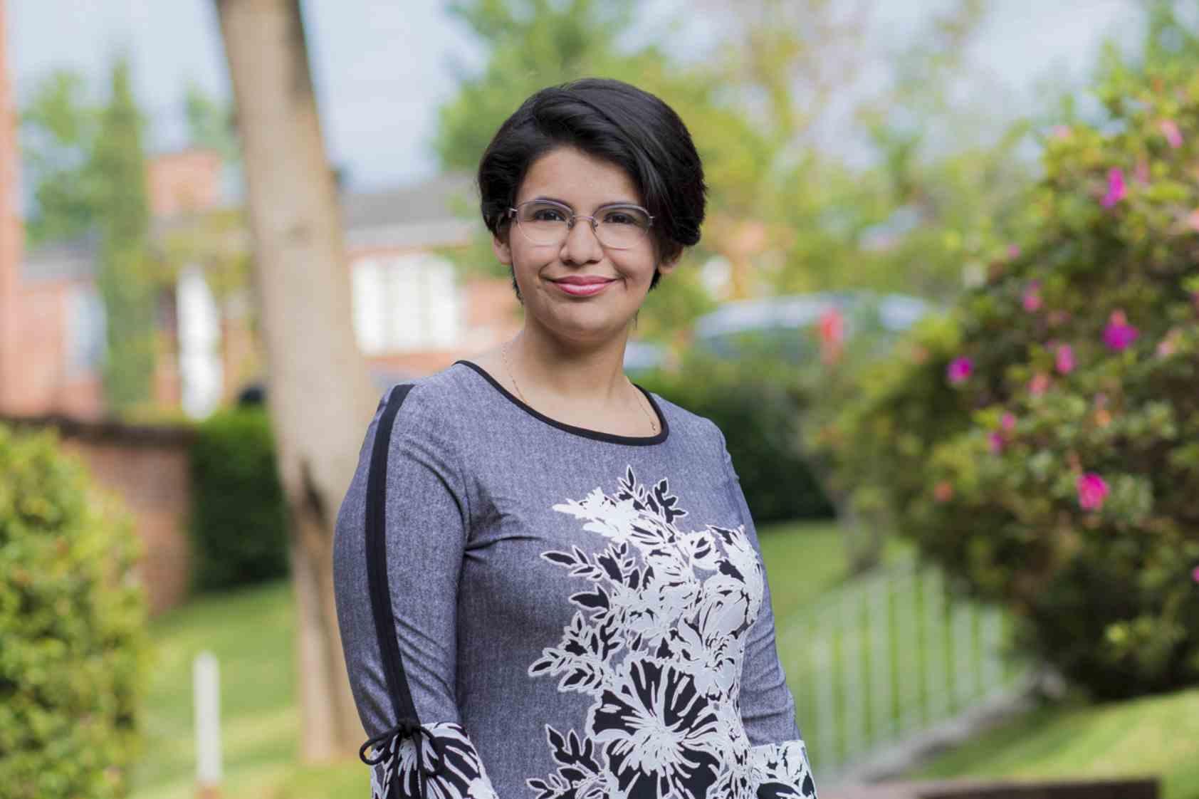Alejandra Osorio es una auténtica contadora de historias