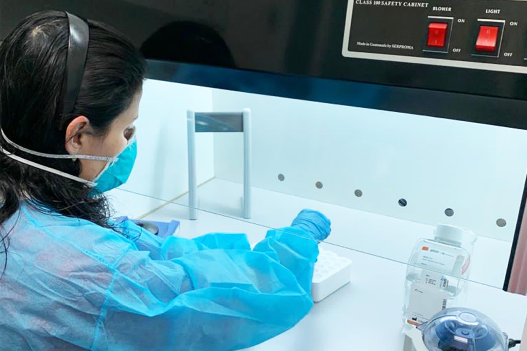 El CES brinda asesoría para la adquisición de pruebas de diagnóstico para COVID-19