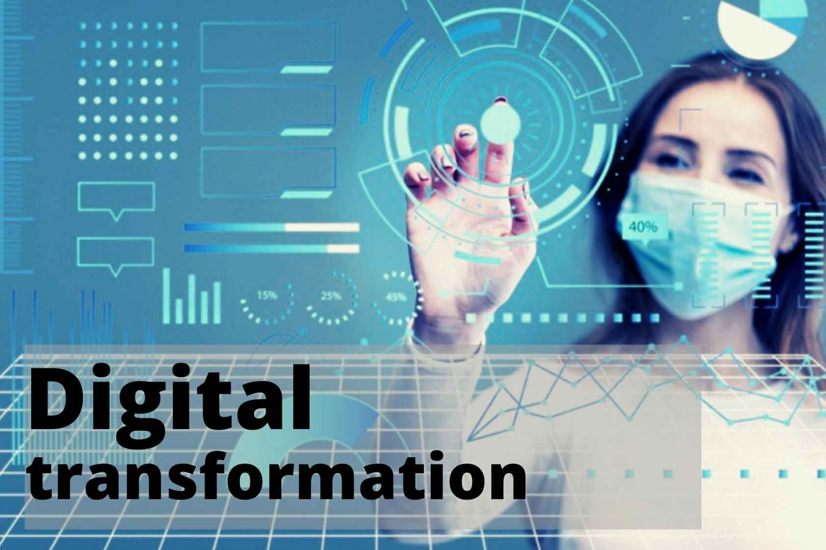 COVID-19 and the need for digital transformation