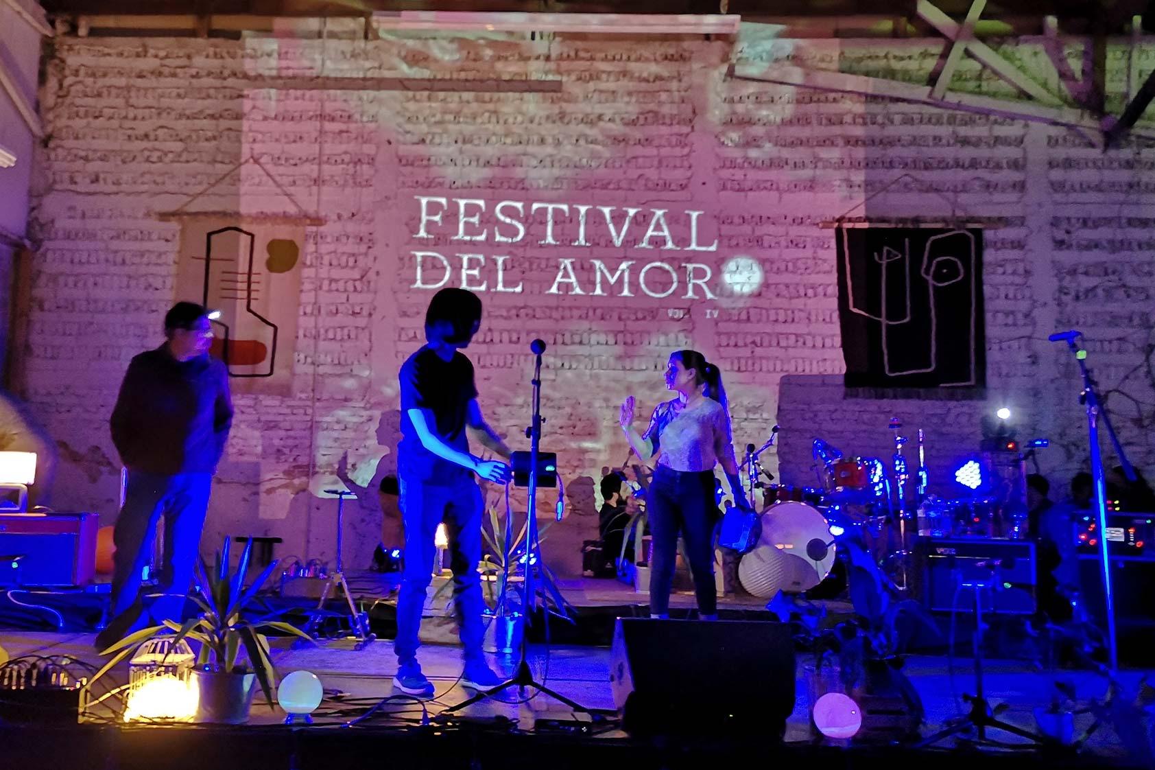 Nuestros estudiantes de Composición y Producción Musical participaron en el Festival del Amor 2020