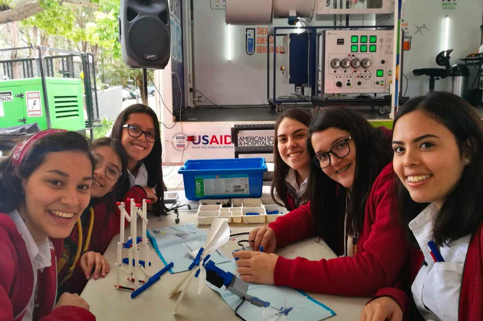 ¡La próxima lección del Steam Truck enseñará sobre Ciencia Aeroespacial!