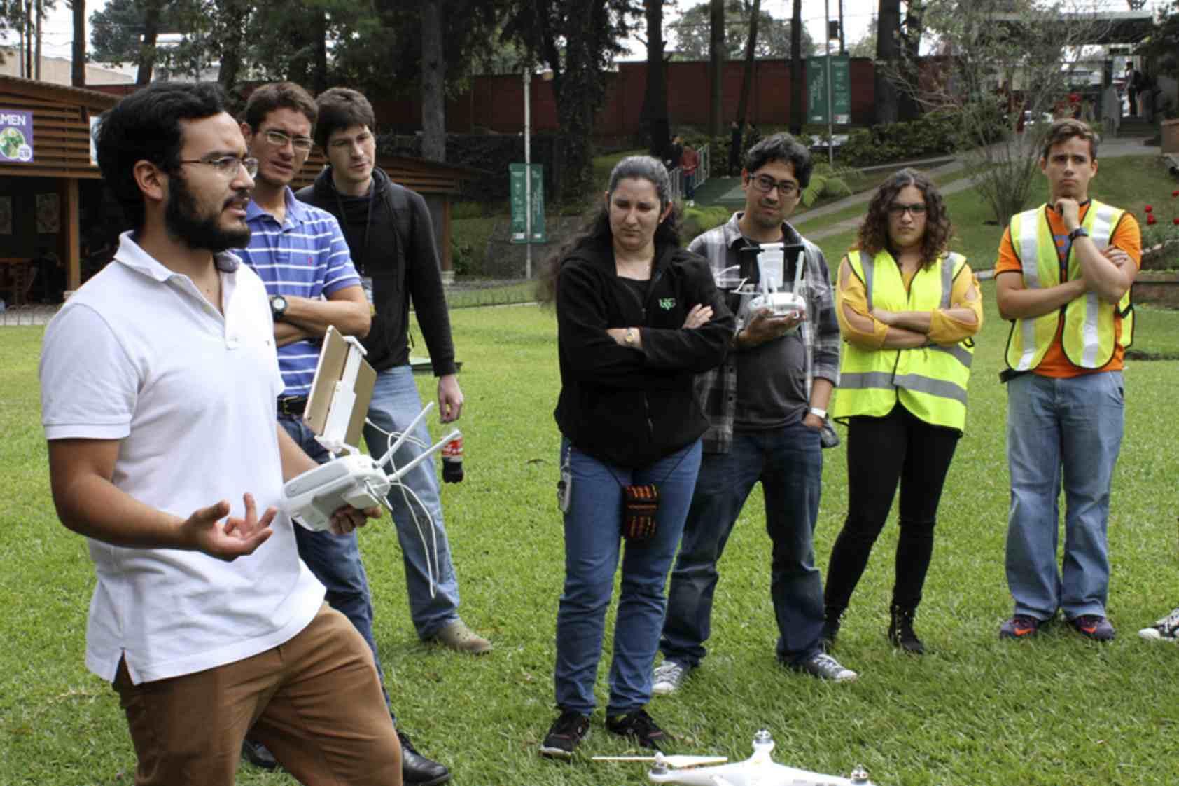 ¿Cómo los drones se volvieron herramientas  tecnológicas indispensables para la Ingeniería Civil?