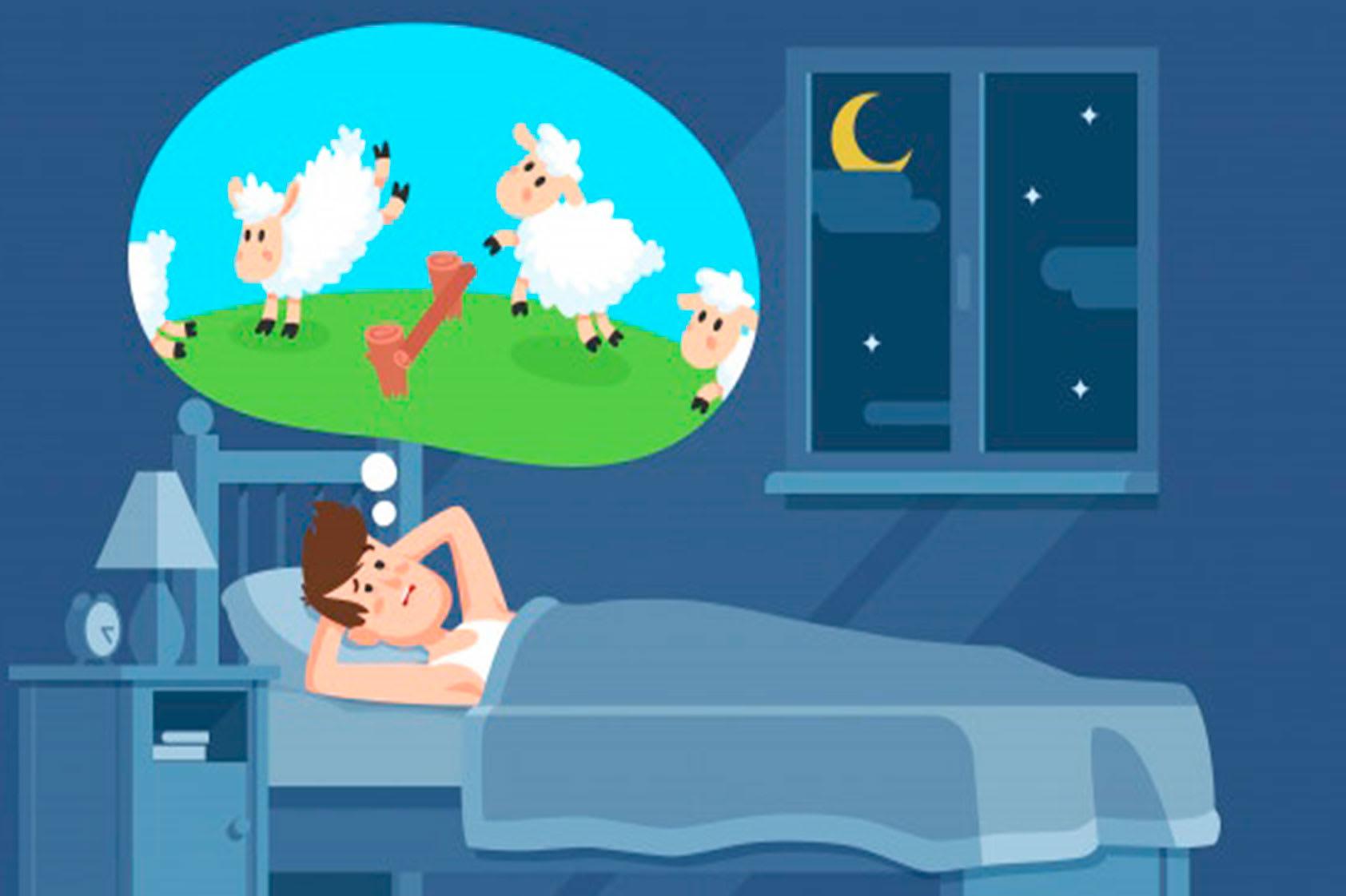 ¿Insomnio en cuarentena? ¡Estos consejos te pueden ayudar!