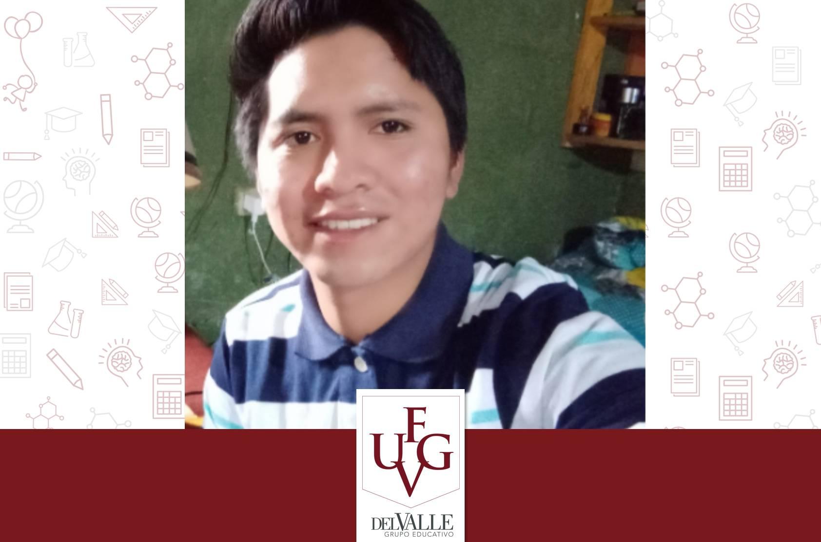 Luis Yaxón también participa en el programa Estudiantexestudiante