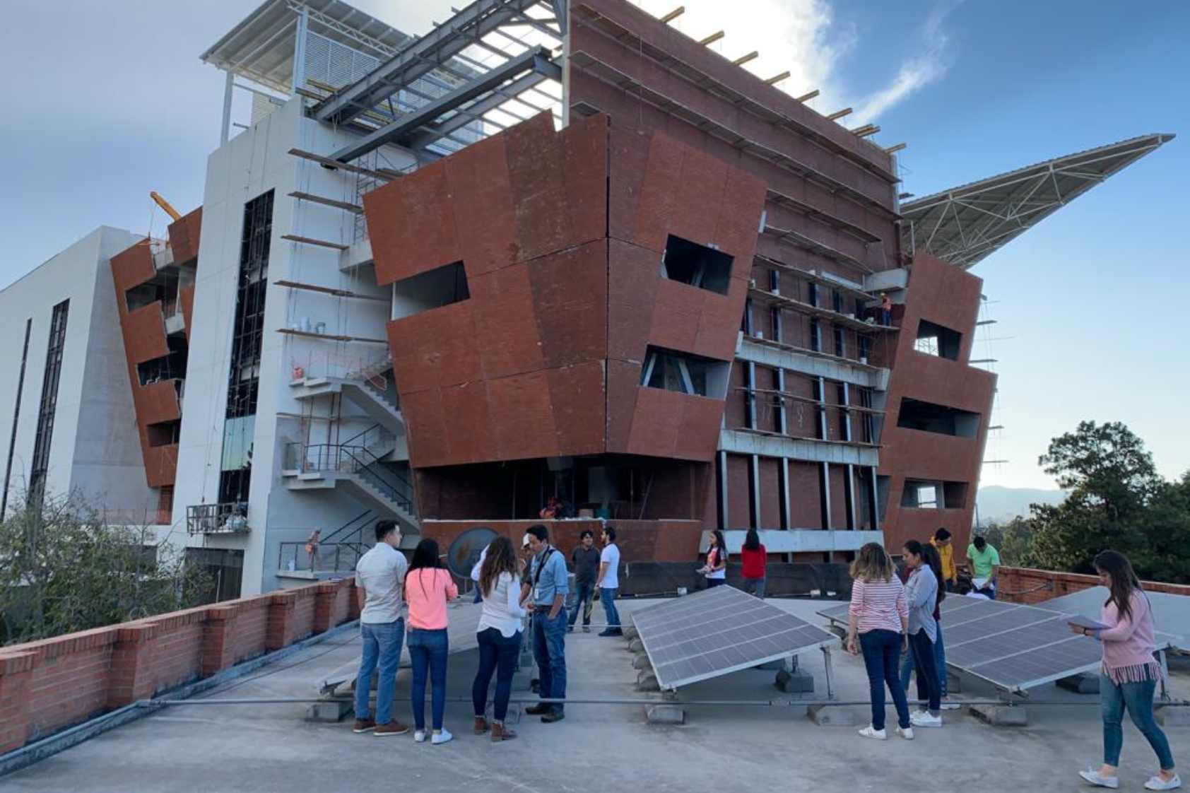 La eficiencia energética atrae el interés de estudiantes de Ingeniería Civil