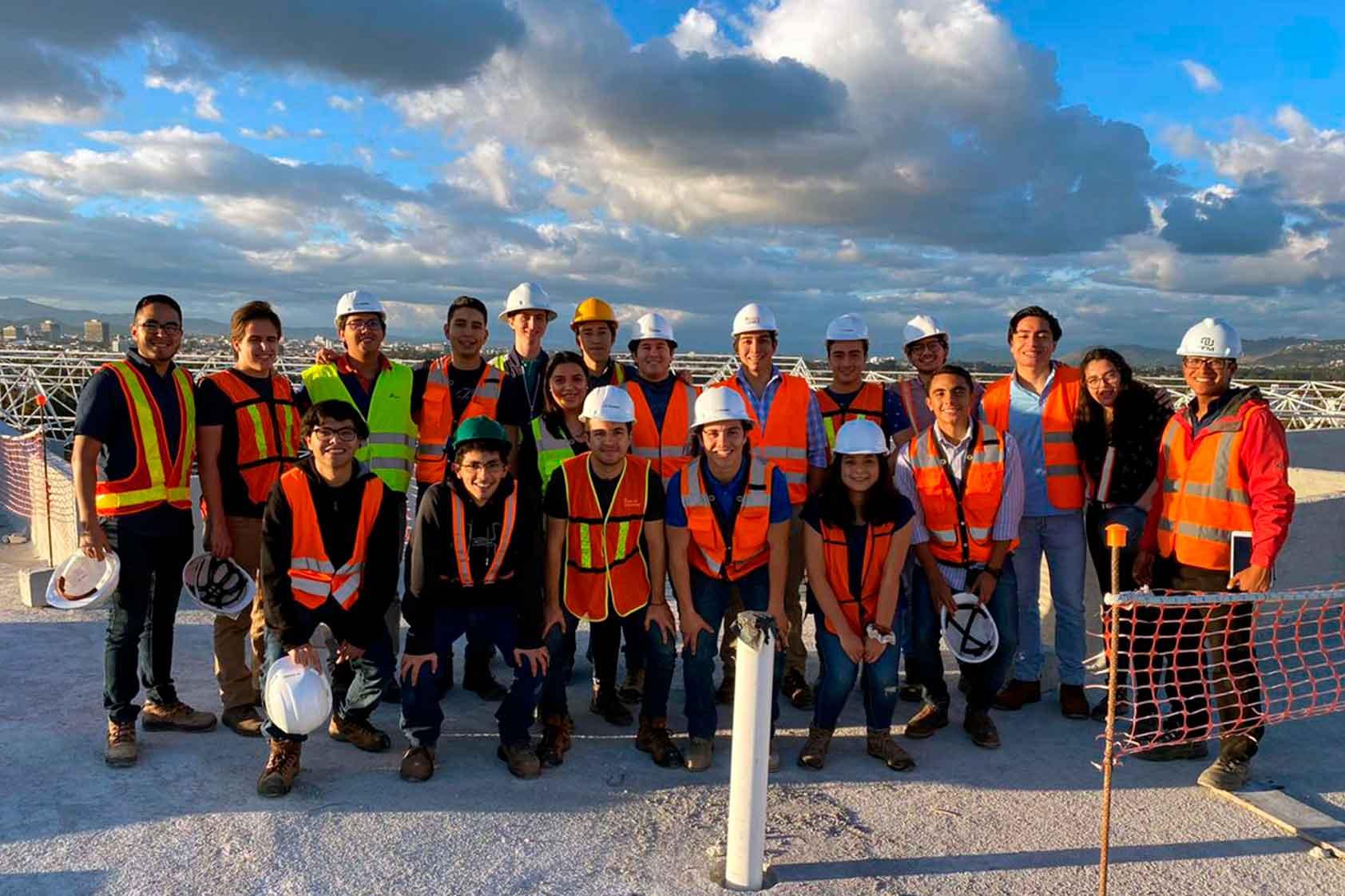 Los retos y oportunidades para el futuro ingeniero civil