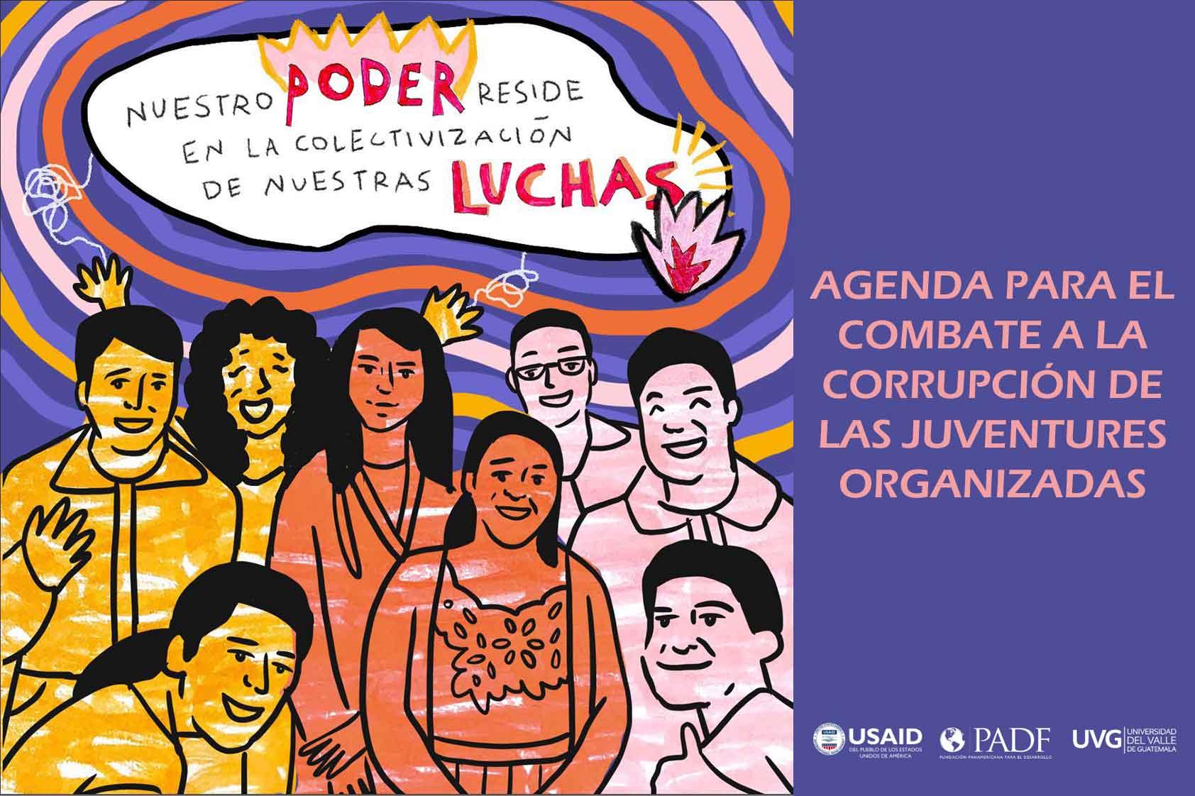 La corrupción nos preocupa a los jóvenes centroamericanos