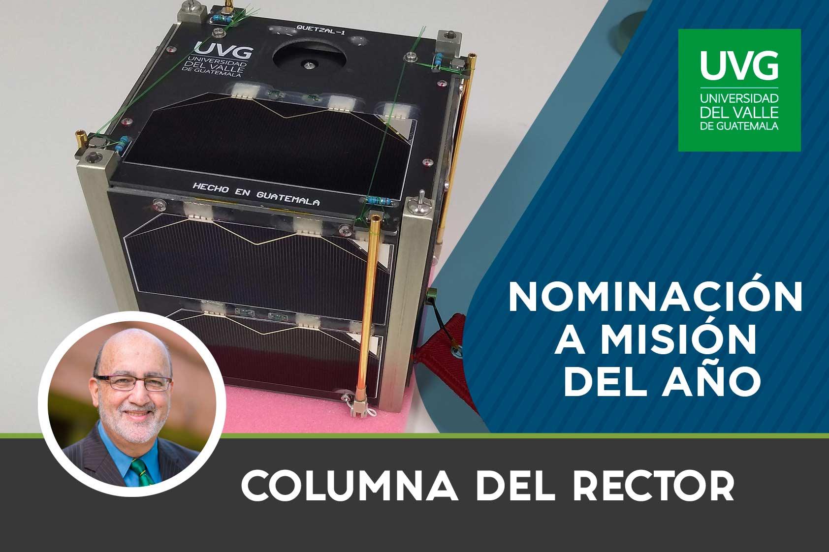 Nominación a Misión del Año