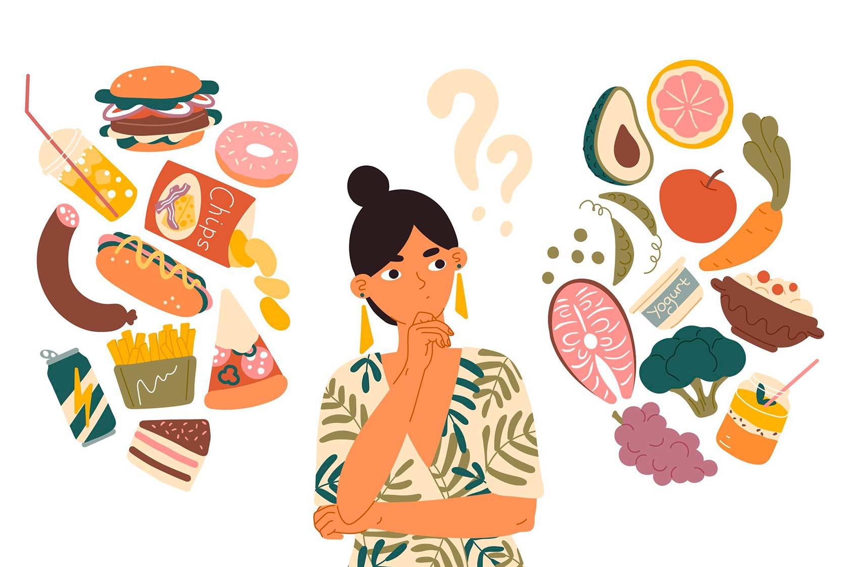 Alimentación emocional: ¿Comes por hambre o es un reflejo de tus emociones?