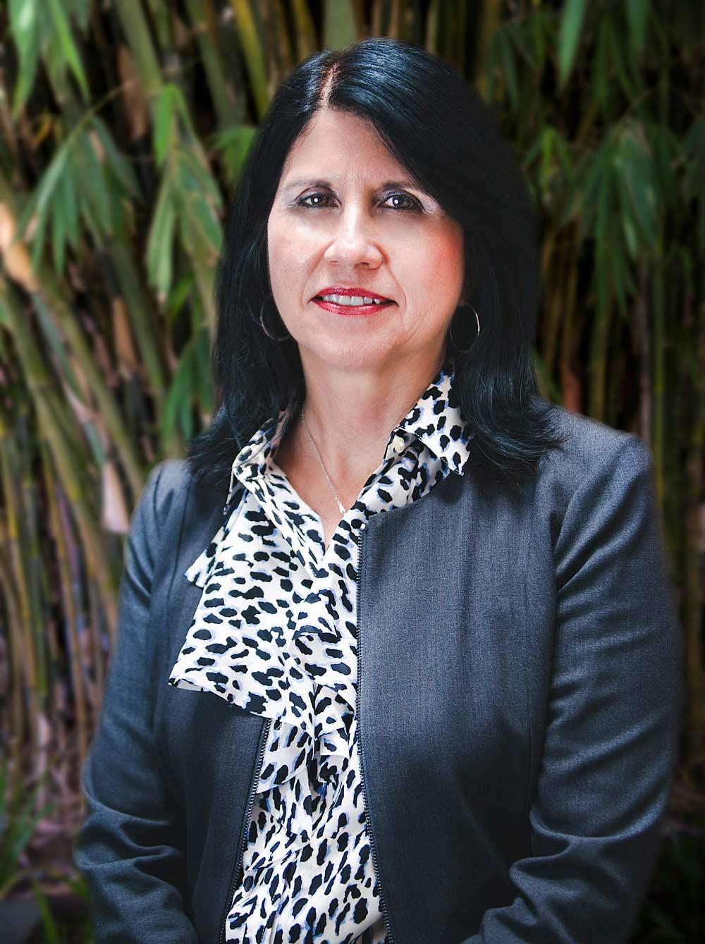 Celia Cordón, directora del Centro de Estudios en Salud