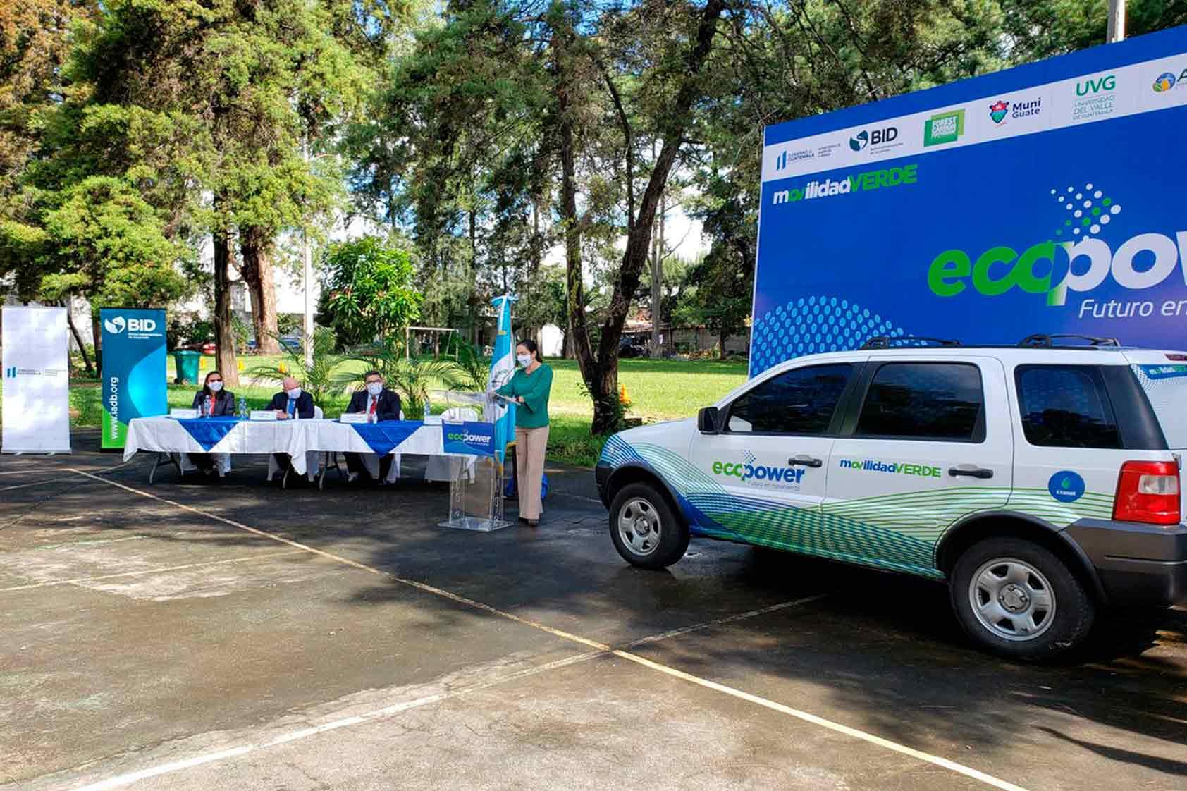 Movilidad verde: un paso a utilizar combustibles renovables