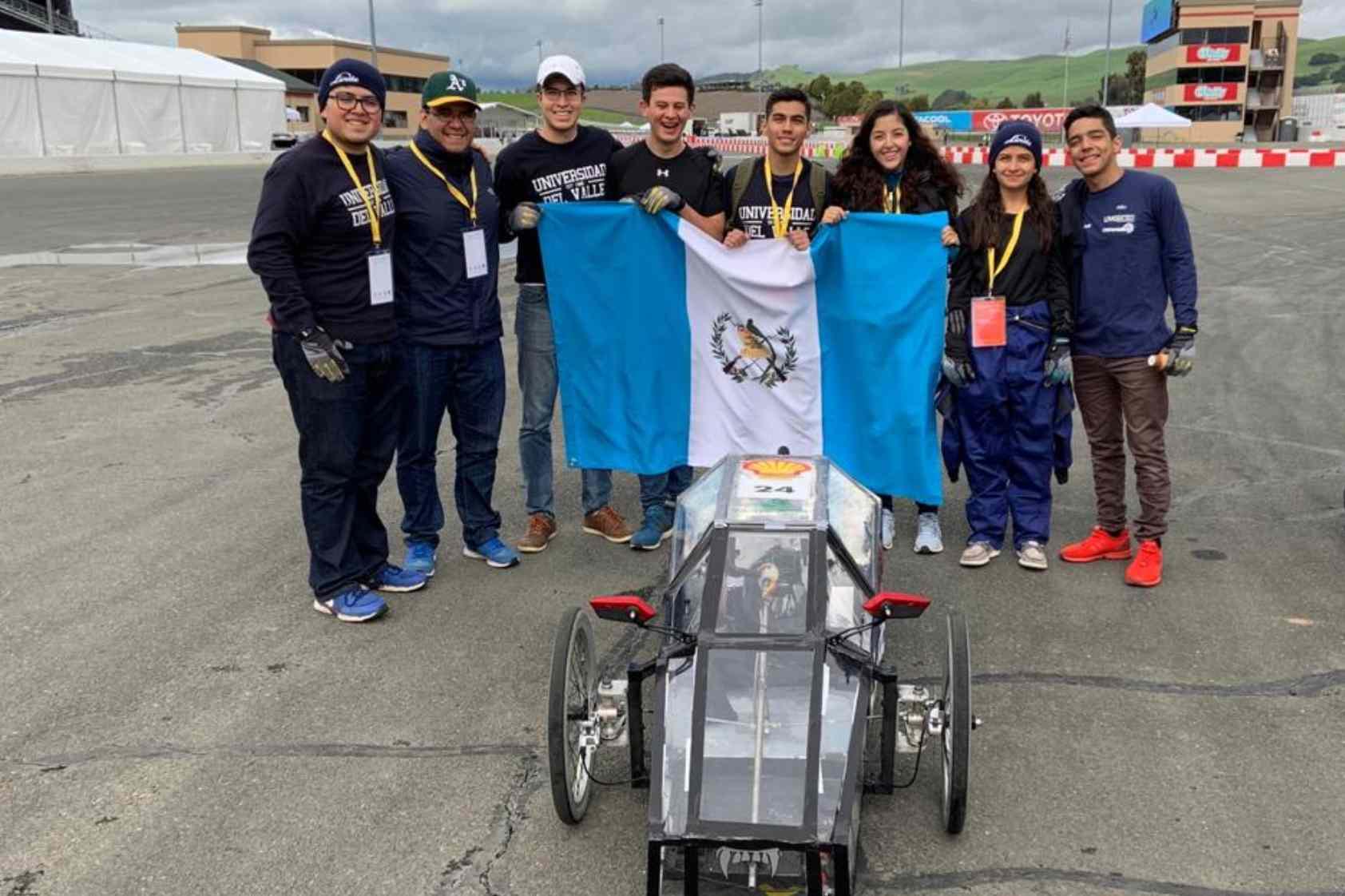 ¡Obtuvimos el premio Spirit of Shell Eco-Marathon!