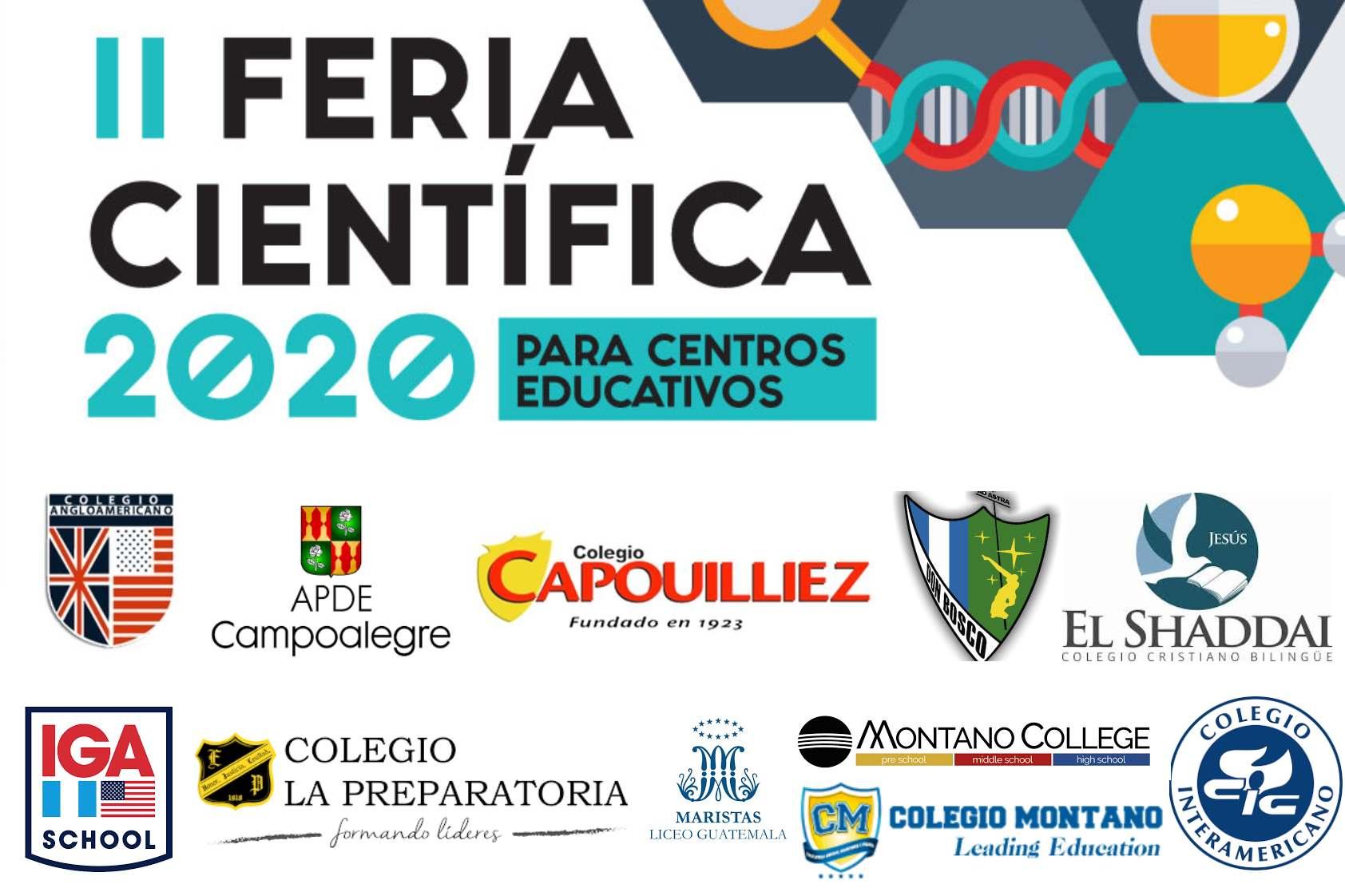 Feria científica llama la atención de jovenes de Guatemala y El Salvador
