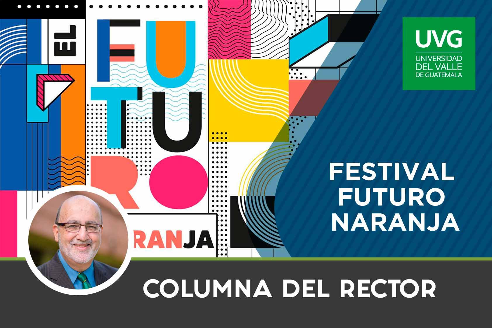 "Festival ""Futuro Naranja"""