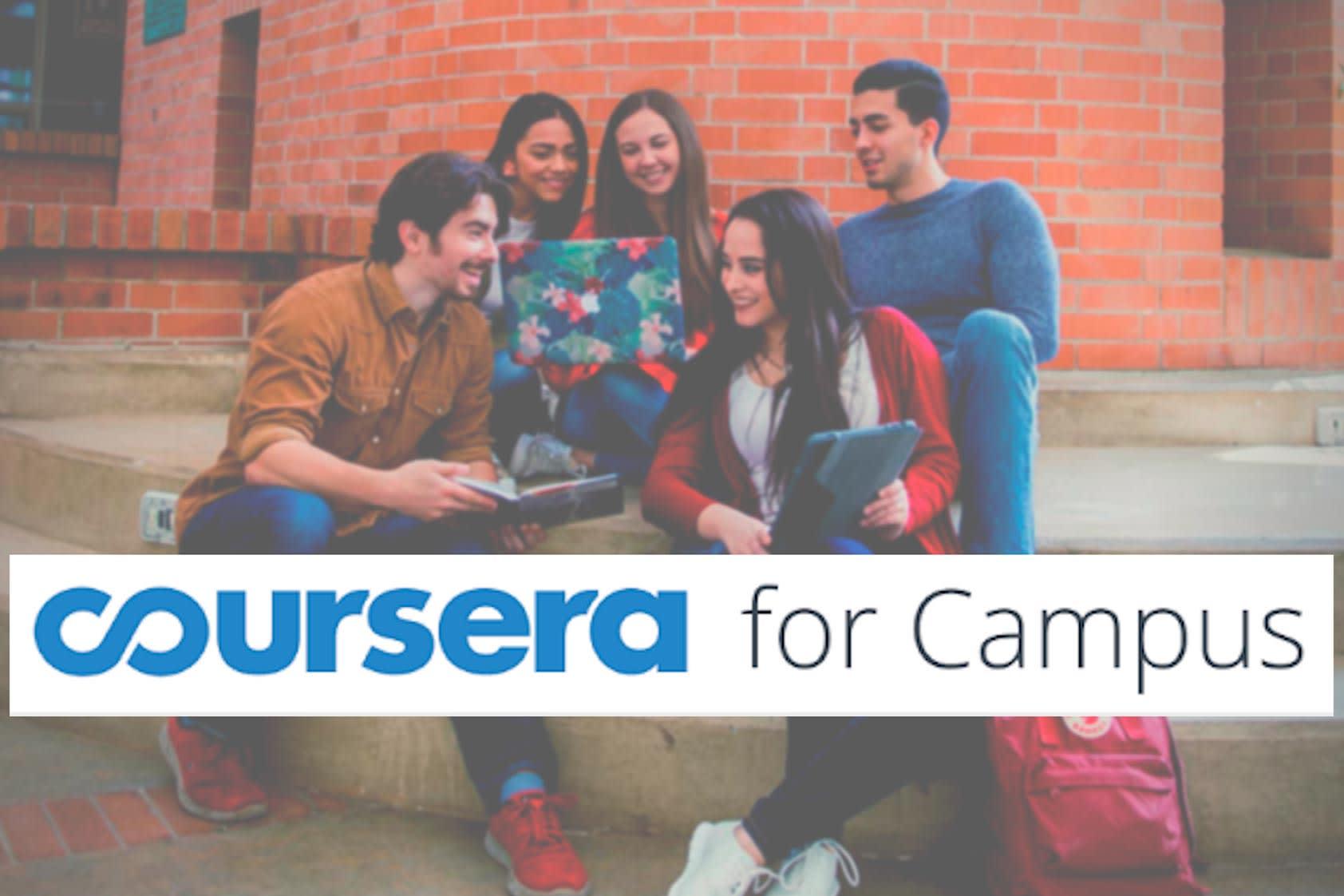 ¡UVG es la primera universidad en Guatemala en aliarse con Coursera for Campus!