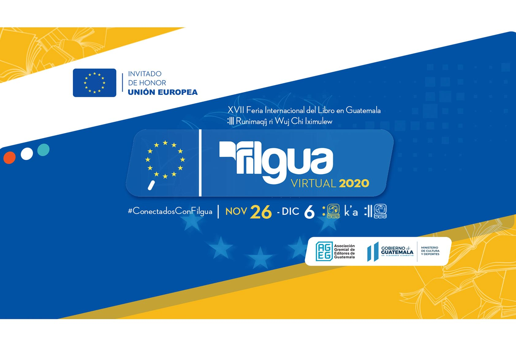 ¡Esta será la participación de UVG en  Filgua Virtual 2020!