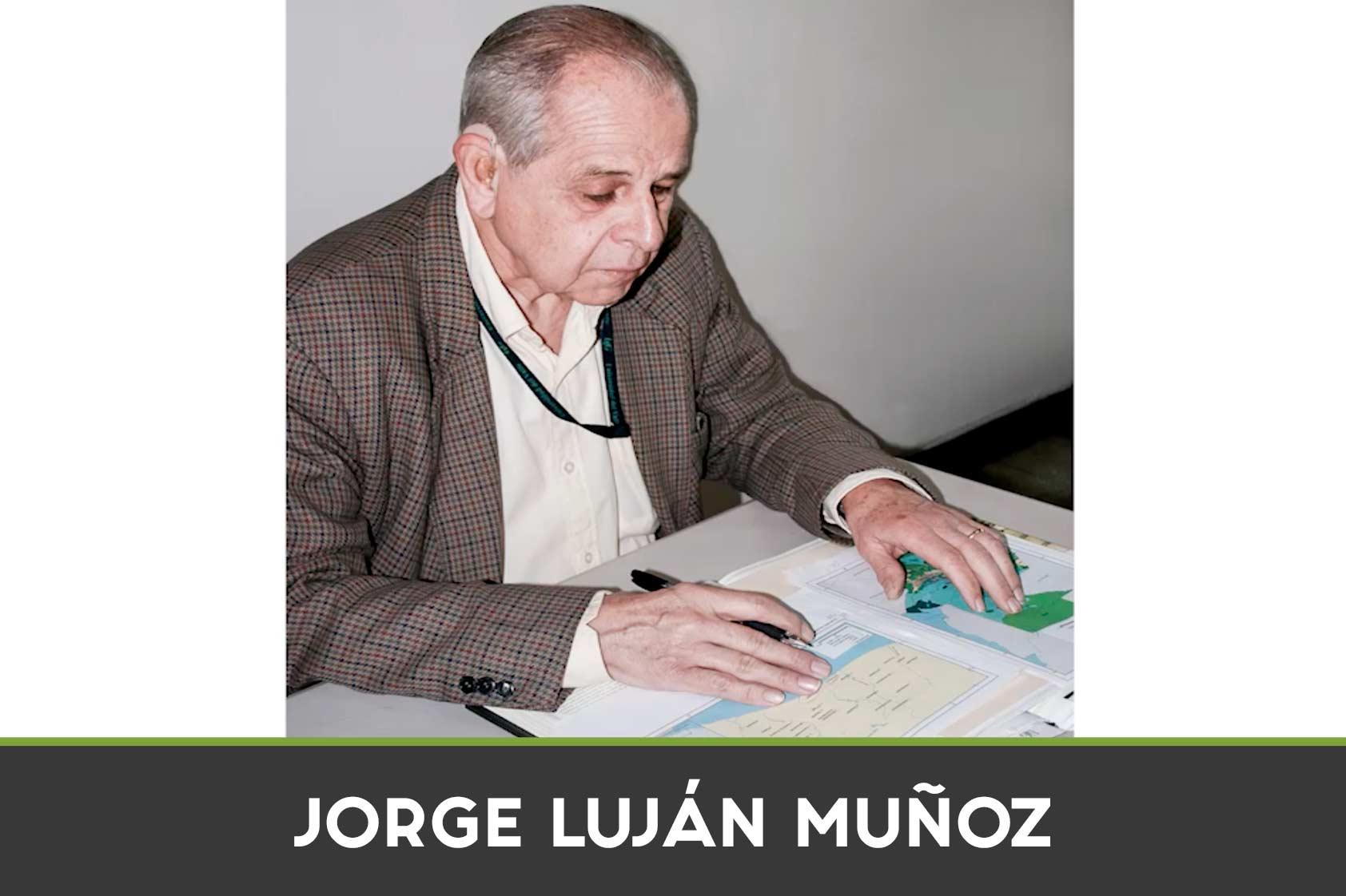 Jorge Luján, el historiador cuyo legado hizo historia en Guatemala