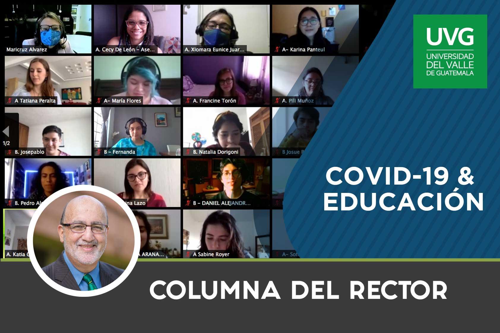 COVID-19 & Educación