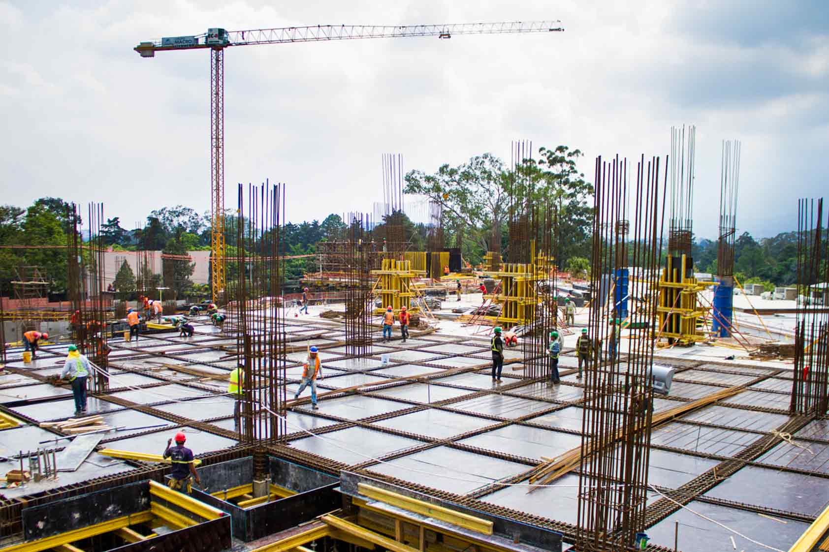 5 datos interesantes acerca del concreto reforzado