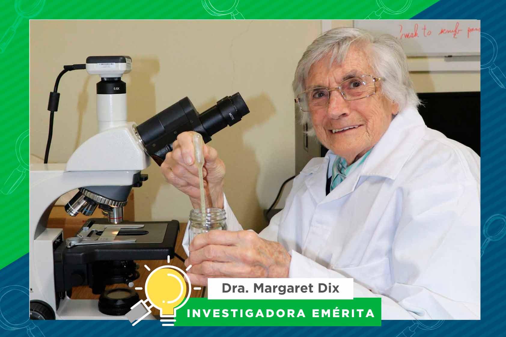 Margaret Dix y la continuación de su legado en la investigación