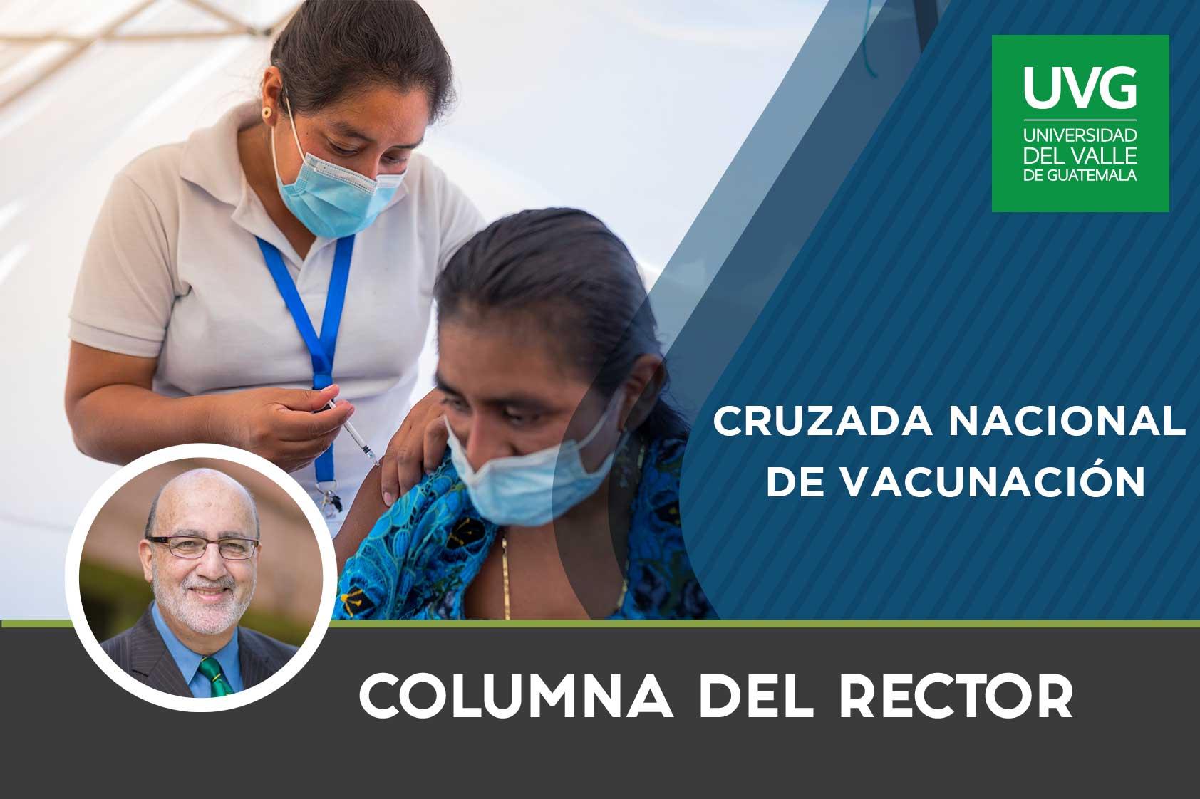 Cruzada Nacional de Vacunación