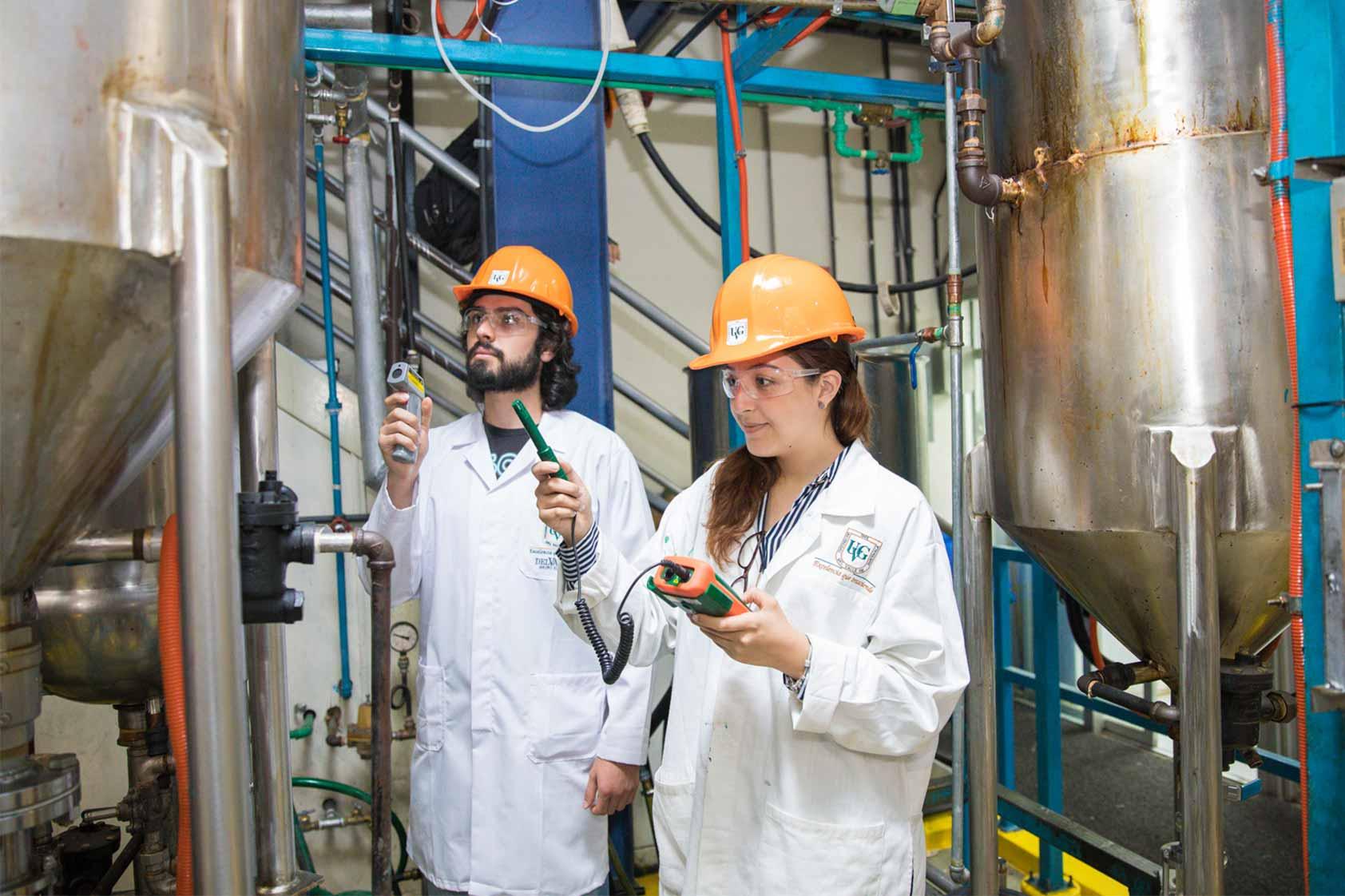 Producción de biodiésel UVG